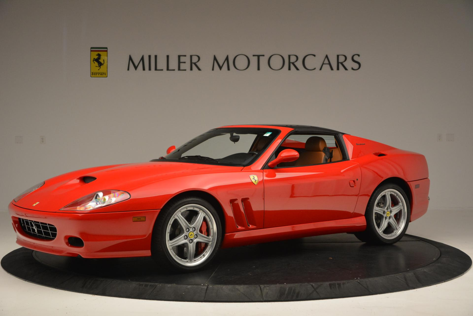 Used 2005 Ferrari Superamerica  For Sale In Greenwich, CT. Alfa Romeo of Greenwich, F1688A 539_p14