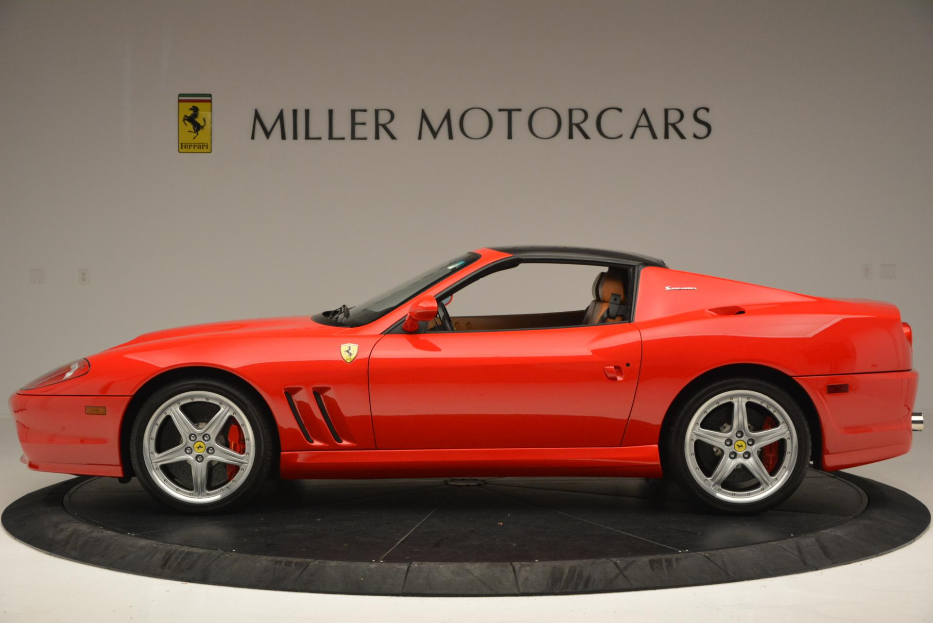 Used 2005 Ferrari Superamerica  For Sale In Greenwich, CT. Alfa Romeo of Greenwich, F1688A 539_p15