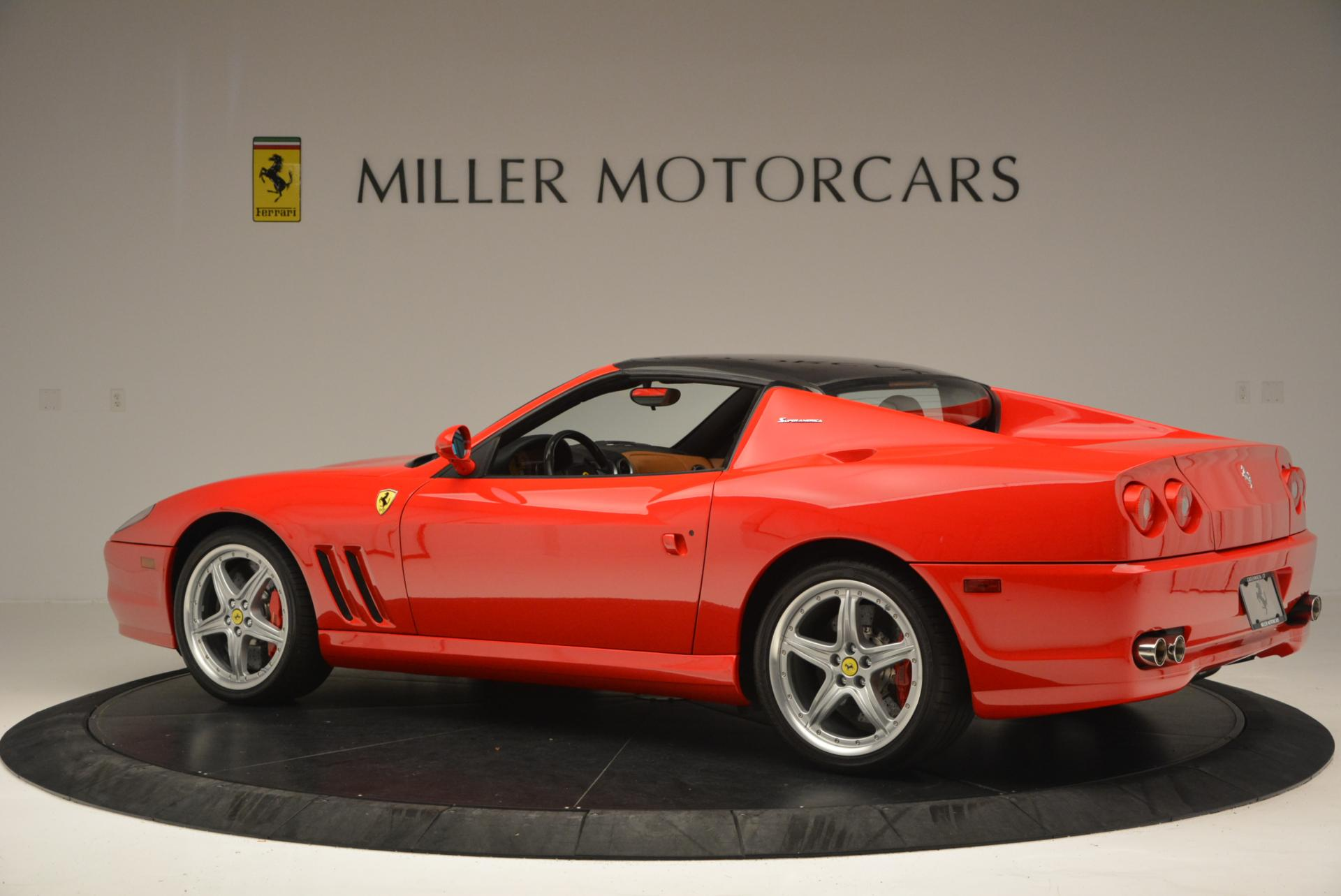 Used 2005 Ferrari Superamerica  For Sale In Greenwich, CT. Alfa Romeo of Greenwich, F1688A 539_p16