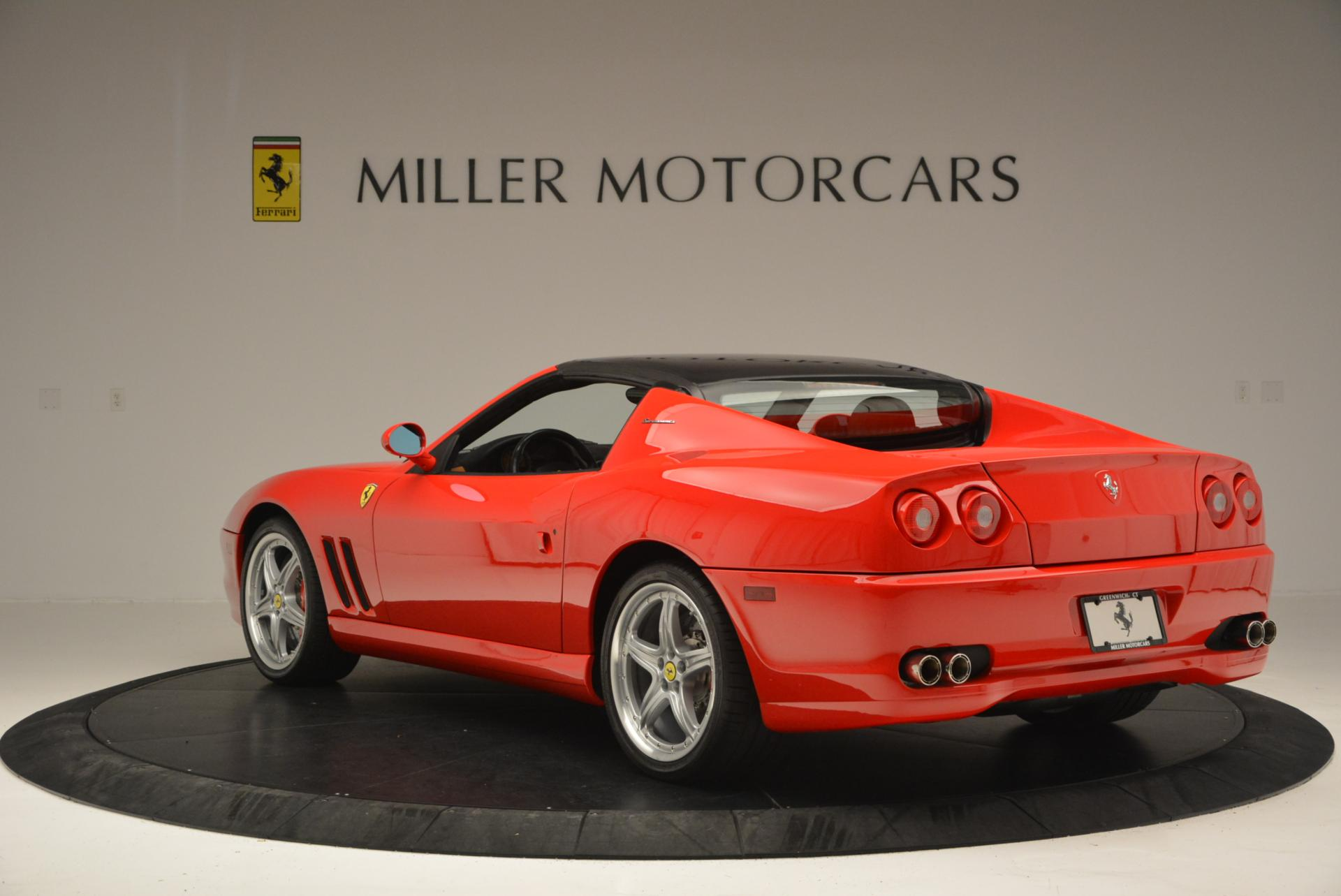 Used 2005 Ferrari Superamerica  For Sale In Greenwich, CT. Alfa Romeo of Greenwich, F1688A 539_p17