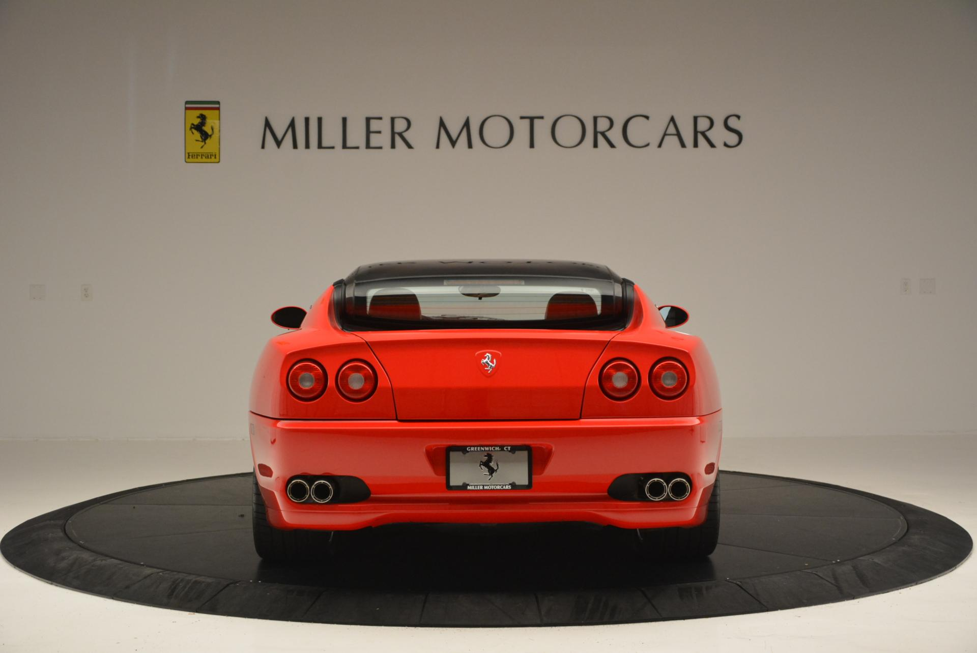 Used 2005 Ferrari Superamerica  For Sale In Greenwich, CT. Alfa Romeo of Greenwich, F1688A 539_p18
