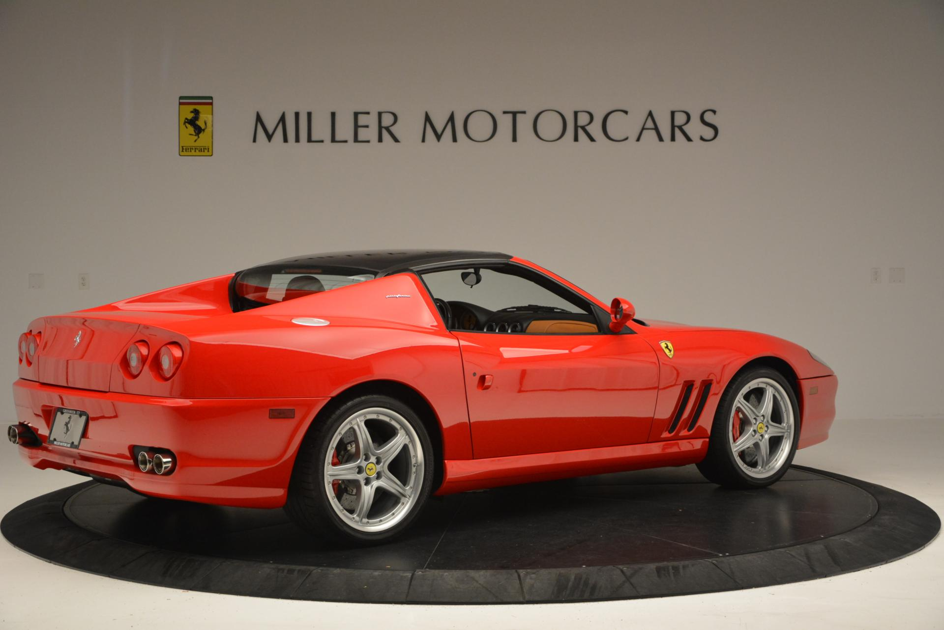 Used 2005 Ferrari Superamerica  For Sale In Greenwich, CT. Alfa Romeo of Greenwich, F1688A 539_p20