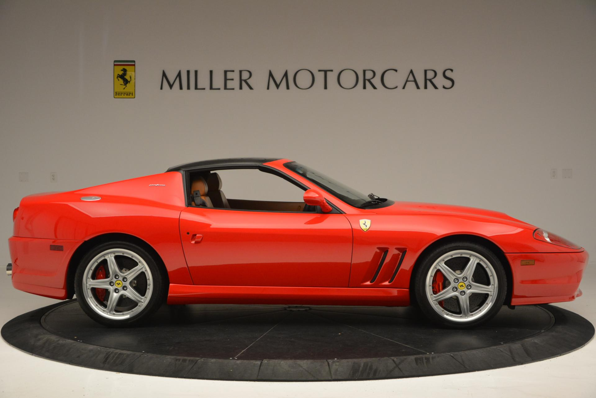 Used 2005 Ferrari Superamerica  For Sale In Greenwich, CT. Alfa Romeo of Greenwich, F1688A 539_p21