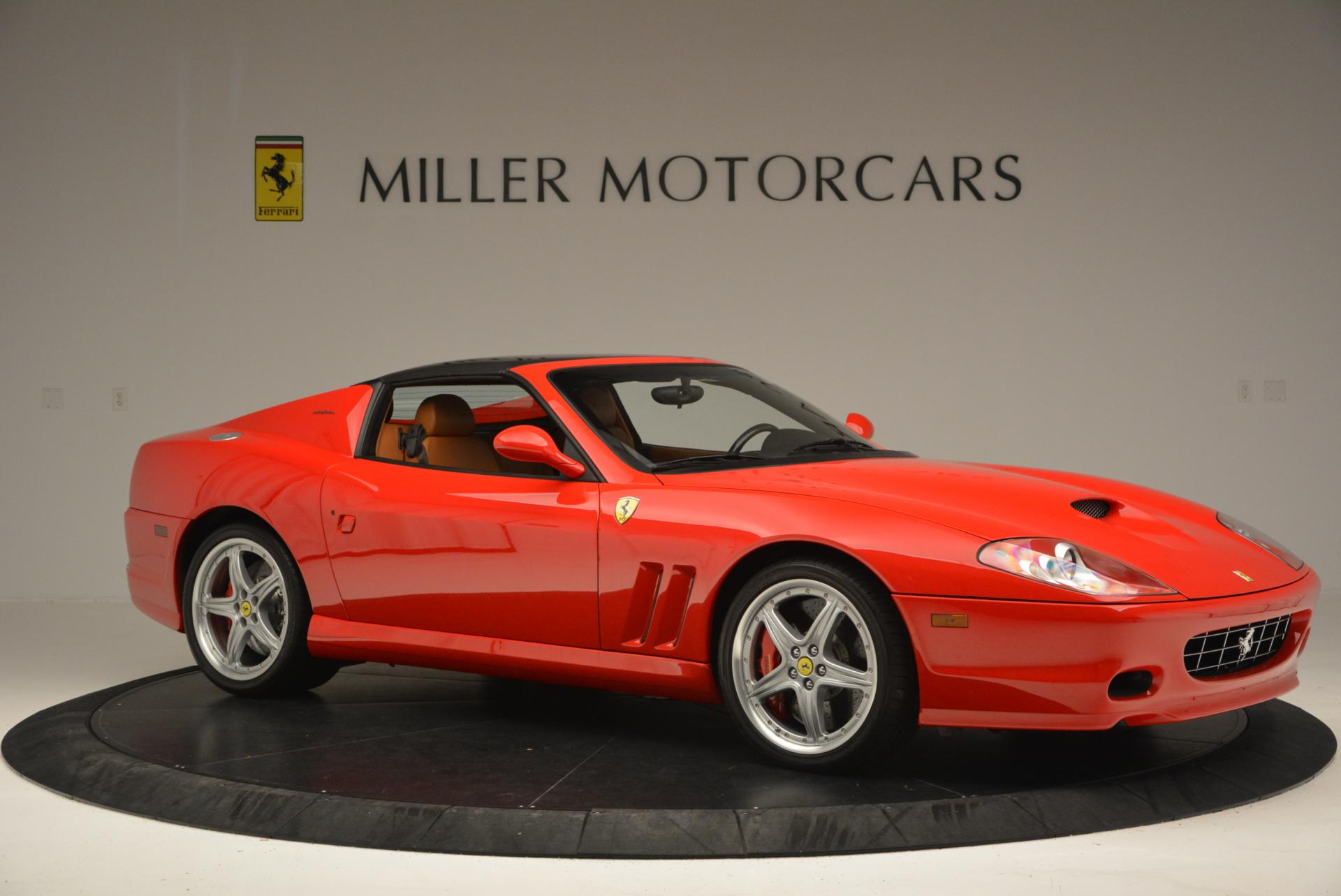 Used 2005 Ferrari Superamerica  For Sale In Greenwich, CT. Alfa Romeo of Greenwich, F1688A 539_p22