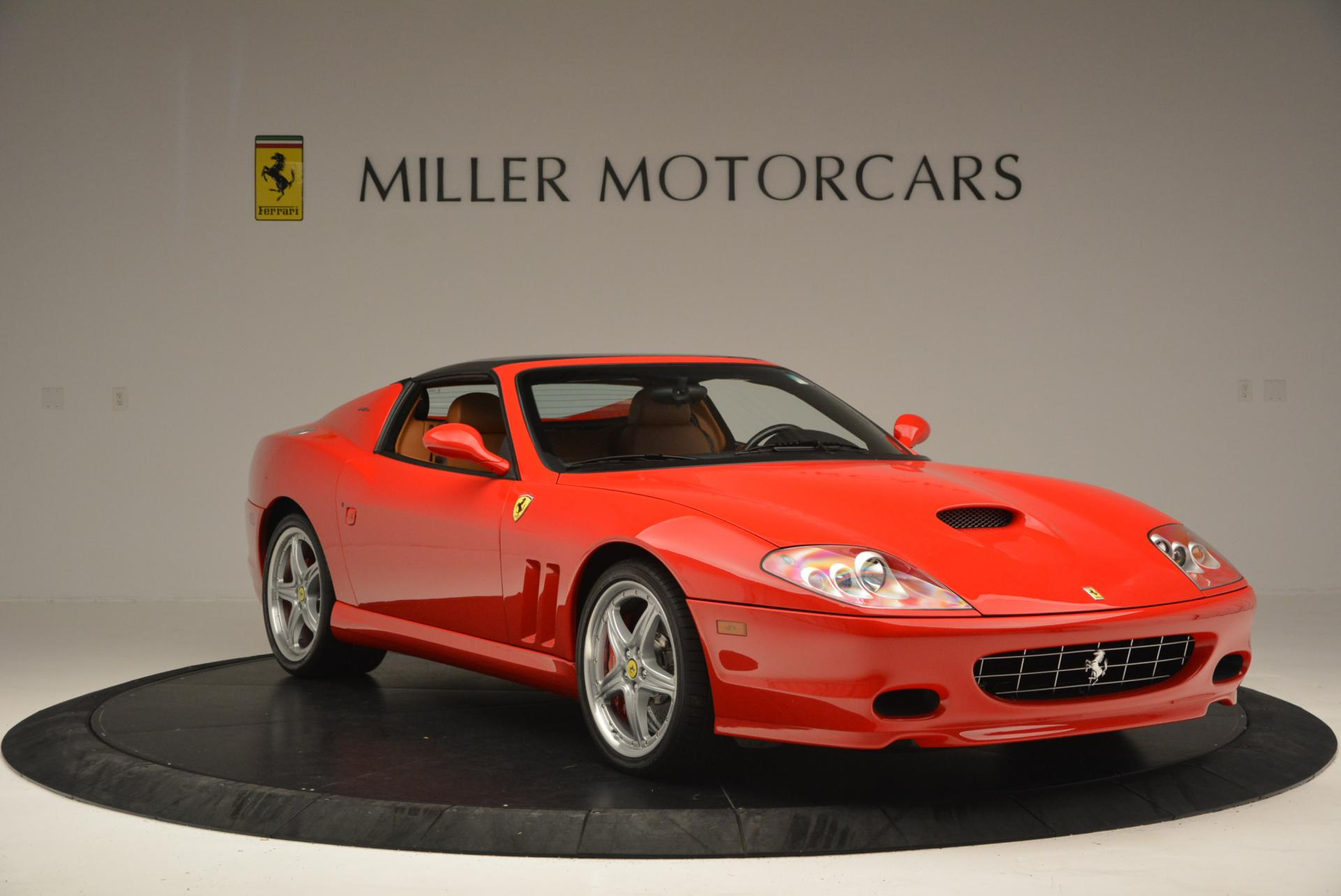 Used 2005 Ferrari Superamerica  For Sale In Greenwich, CT. Alfa Romeo of Greenwich, F1688A 539_p23