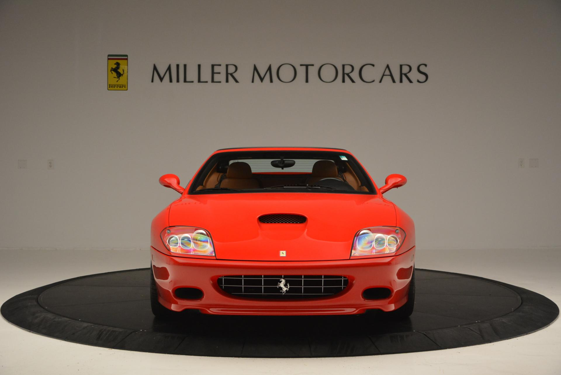 Used 2005 Ferrari Superamerica  For Sale In Greenwich, CT. Alfa Romeo of Greenwich, F1688A 539_p24