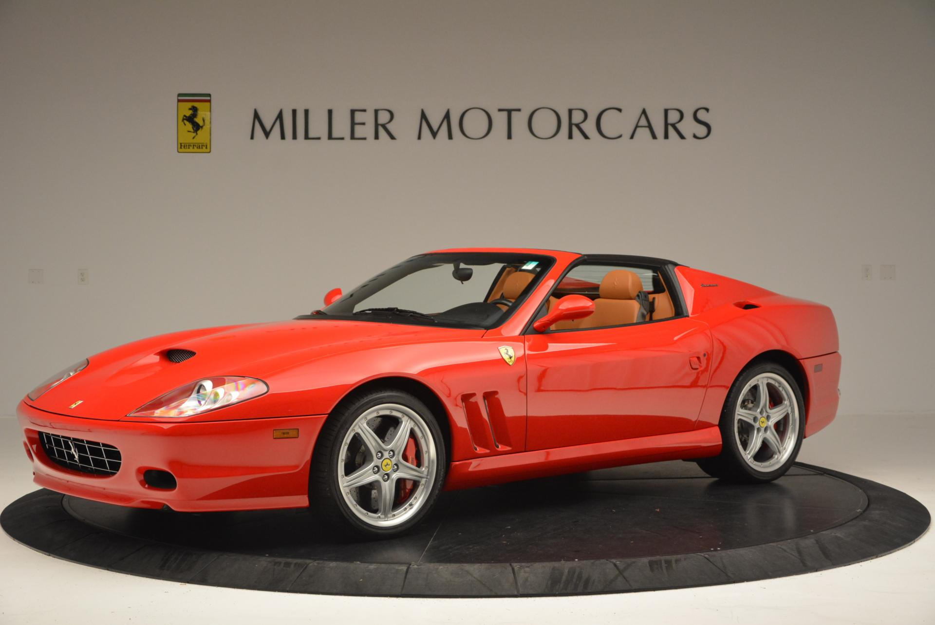 Used 2005 Ferrari Superamerica  For Sale In Greenwich, CT. Alfa Romeo of Greenwich, F1688A 539_p2