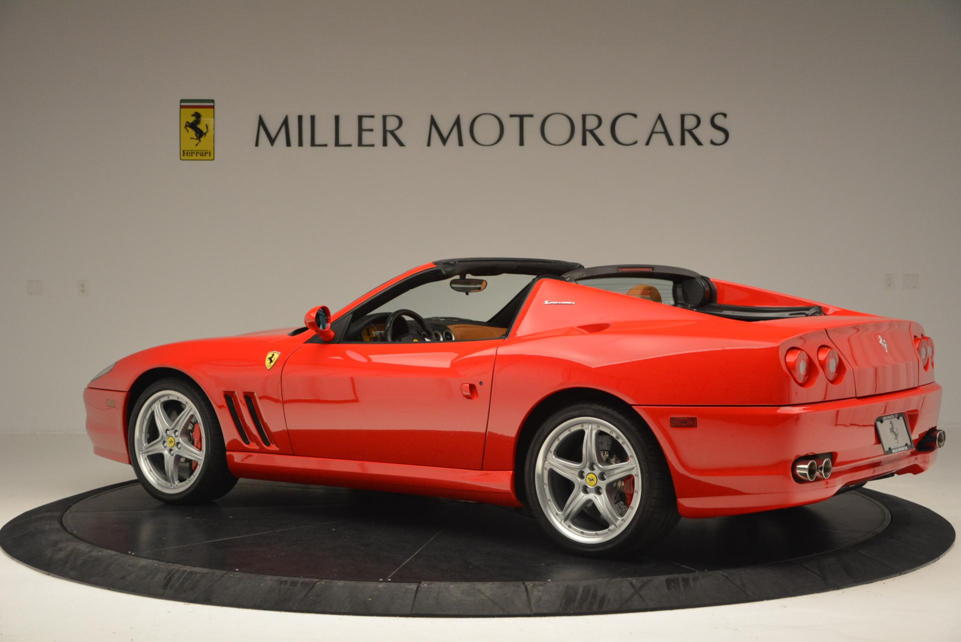 Used 2005 Ferrari Superamerica  For Sale In Greenwich, CT. Alfa Romeo of Greenwich, F1688A 539_p4