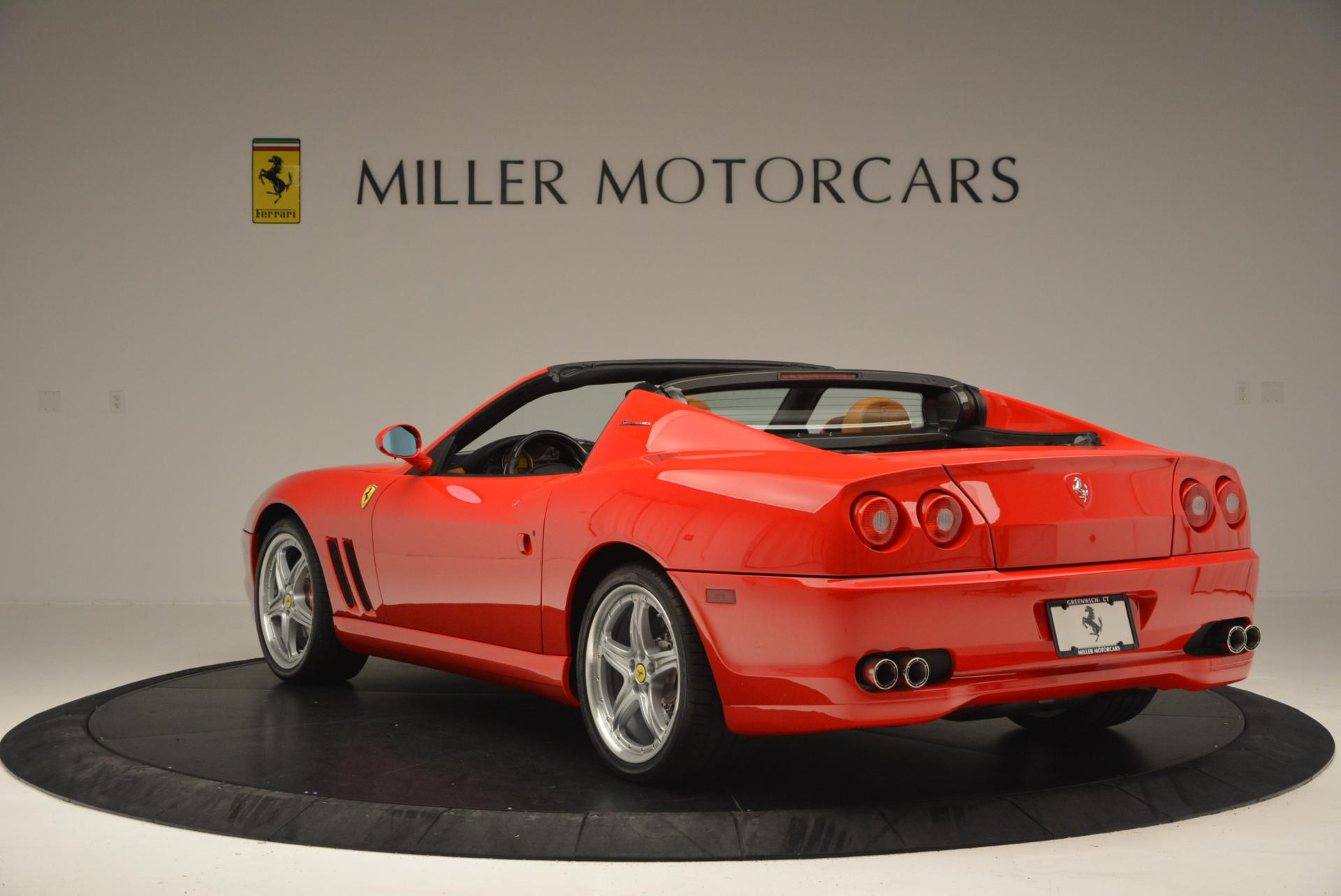 Used 2005 Ferrari Superamerica  For Sale In Greenwich, CT. Alfa Romeo of Greenwich, F1688A 539_p5