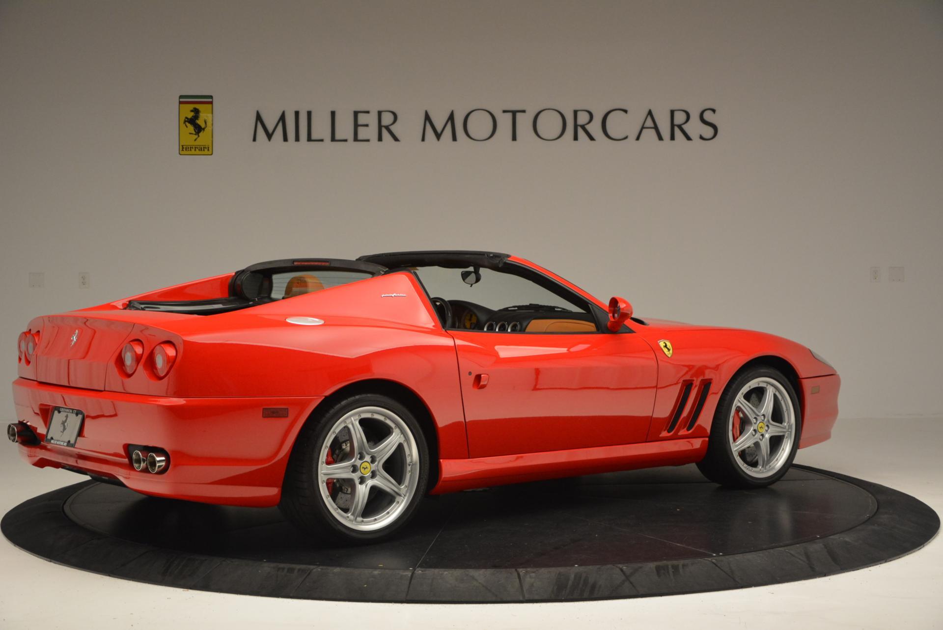 Used 2005 Ferrari Superamerica  For Sale In Greenwich, CT. Alfa Romeo of Greenwich, F1688A 539_p8