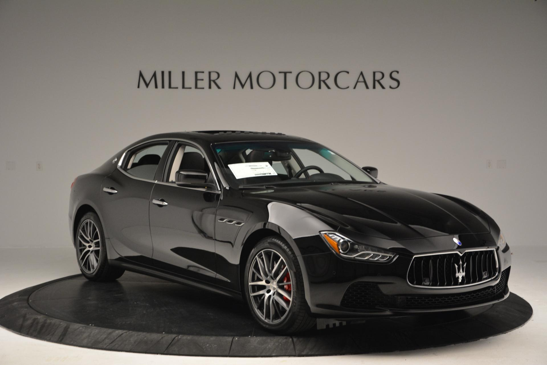 Used 2016 Maserati Ghibli S Q4 For Sale In Greenwich, CT. Alfa Romeo of Greenwich, W210 54_p11
