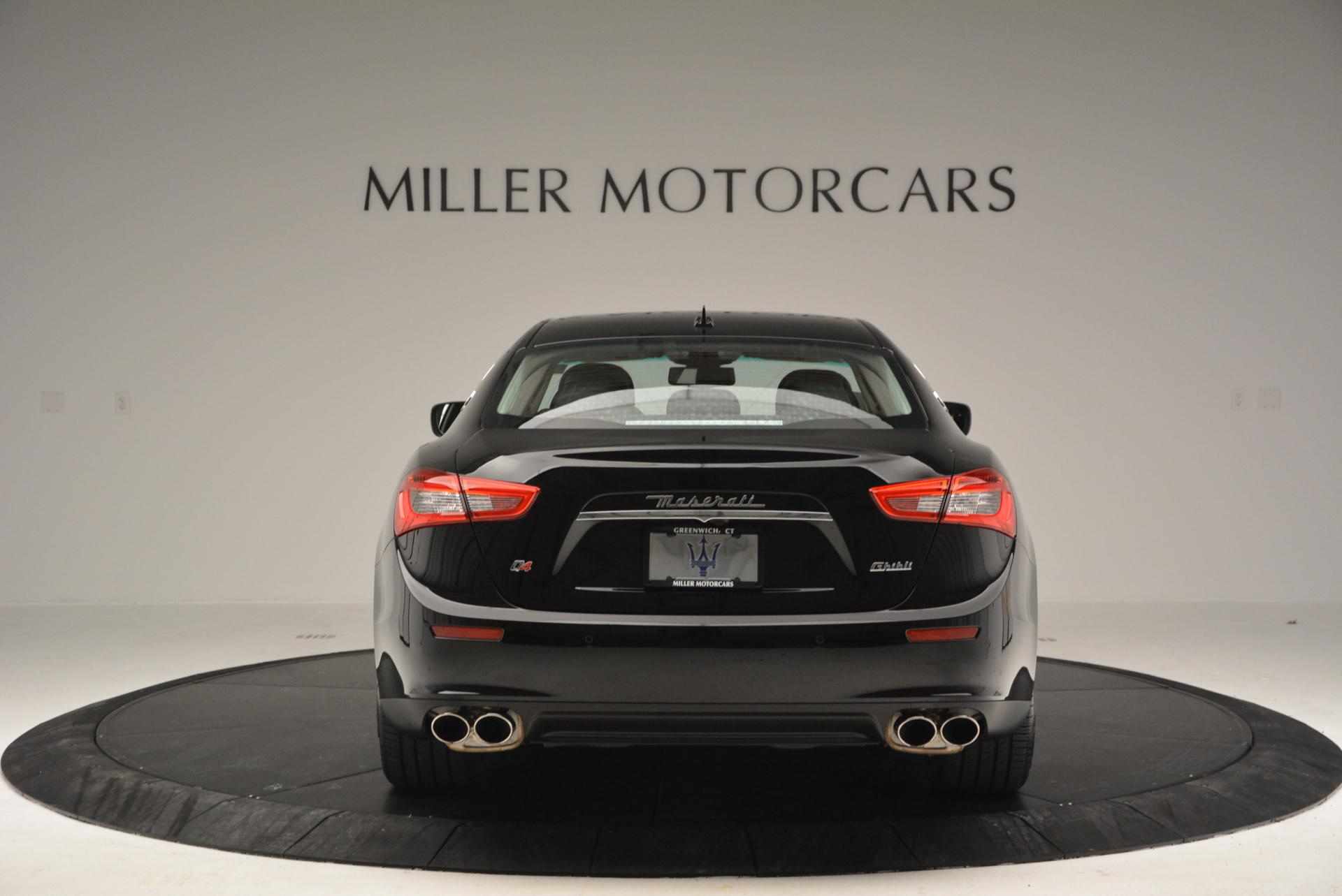 Used 2016 Maserati Ghibli S Q4 For Sale In Greenwich, CT. Alfa Romeo of Greenwich, W210 54_p6