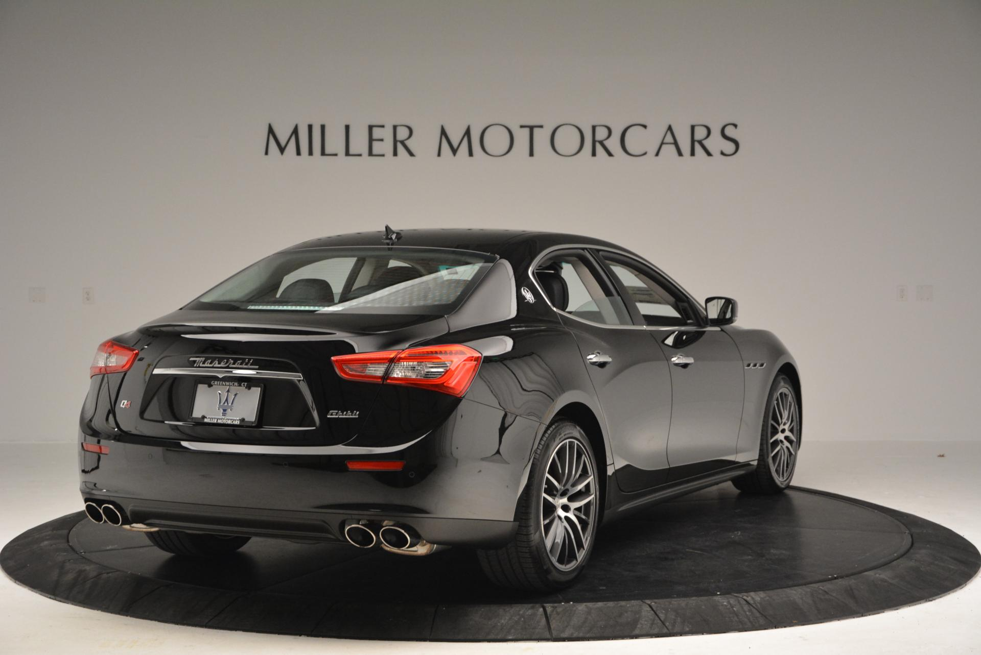 Used 2016 Maserati Ghibli S Q4 For Sale In Greenwich, CT. Alfa Romeo of Greenwich, W210 54_p7