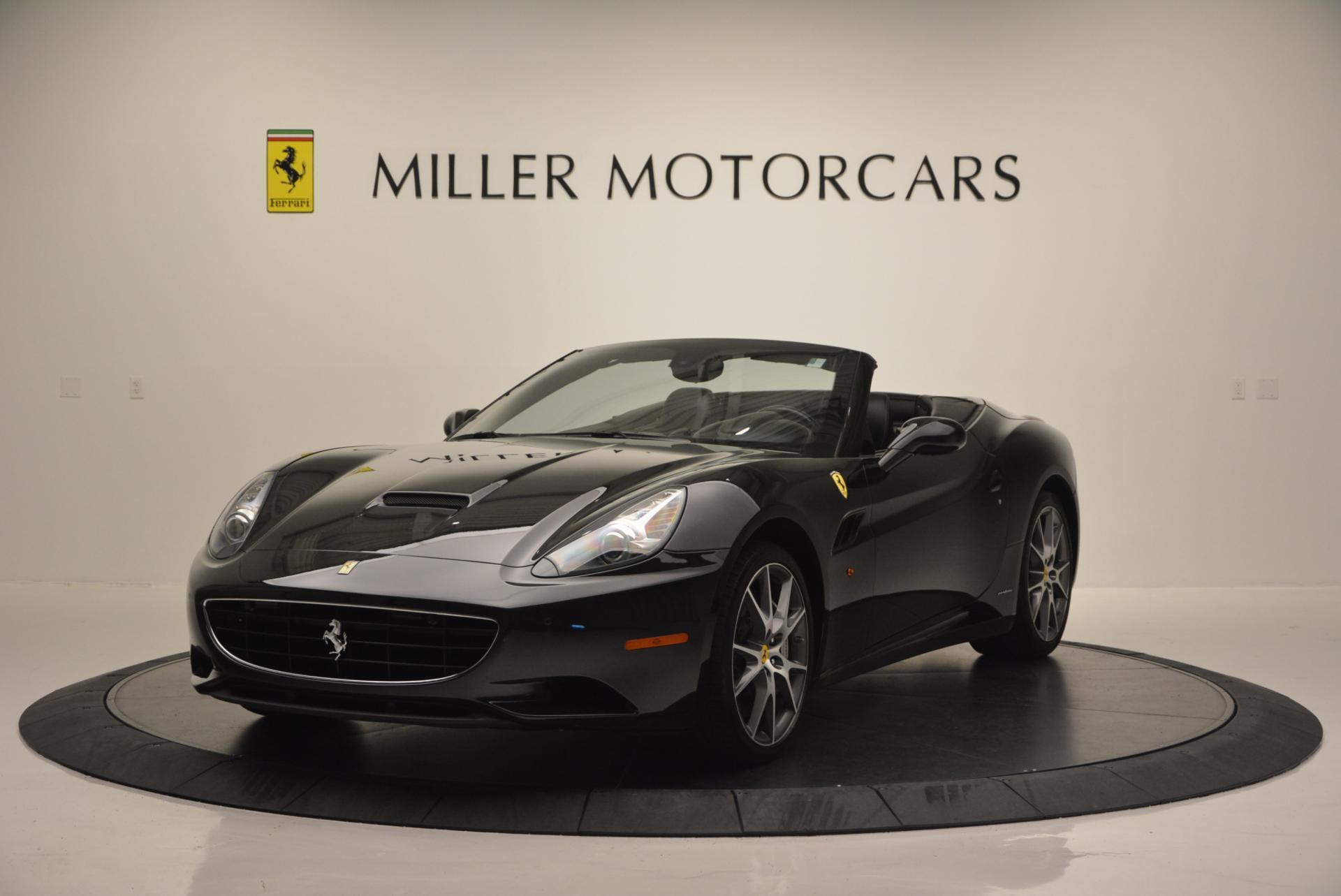 Used 2012 Ferrari California  For Sale In Greenwich, CT. Alfa Romeo of Greenwich, 4516 540_main