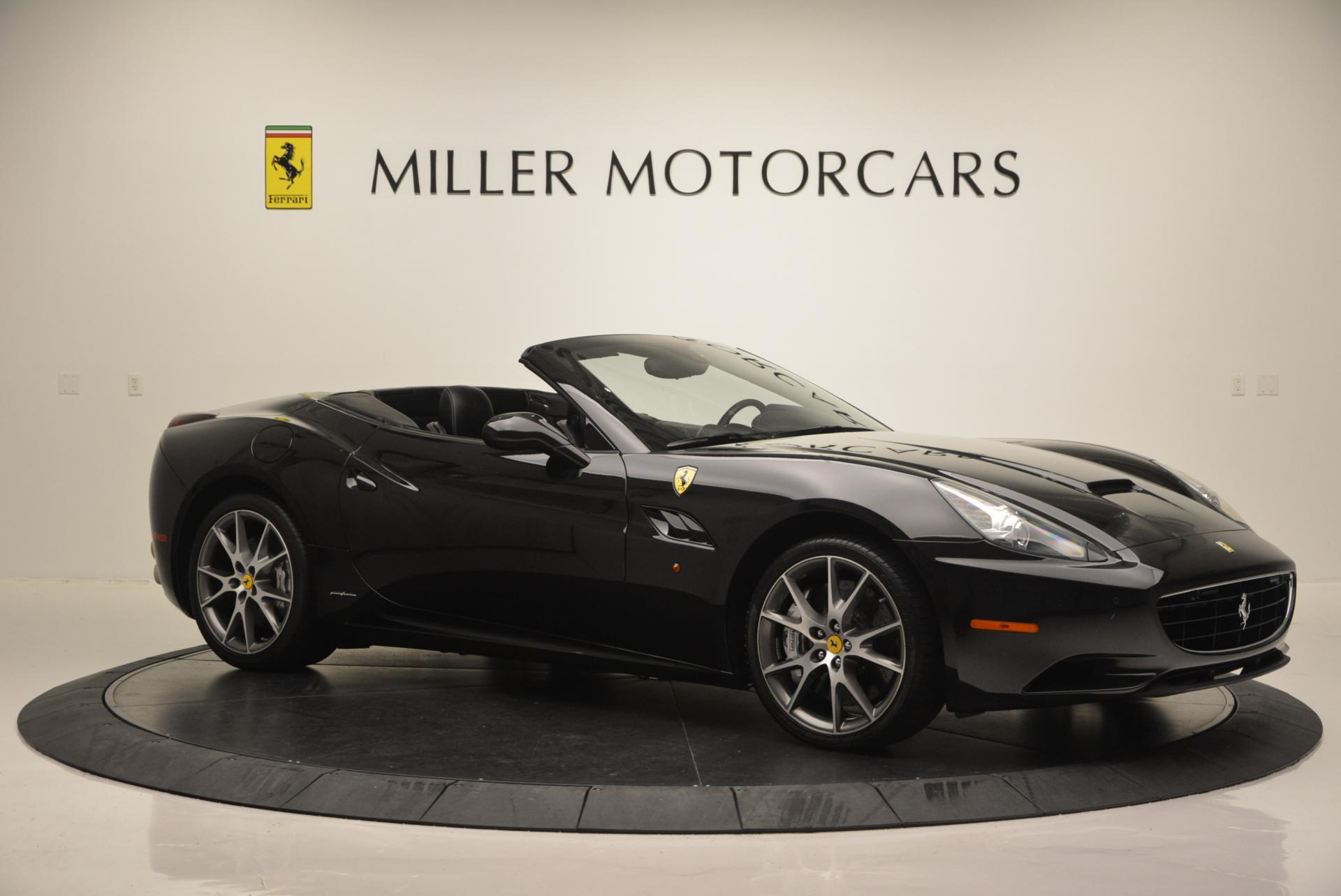 Used 2012 Ferrari California  For Sale In Greenwich, CT. Alfa Romeo of Greenwich, 4516 540_p10