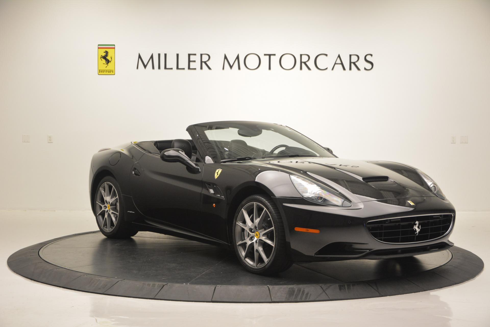 Used 2012 Ferrari California  For Sale In Greenwich, CT. Alfa Romeo of Greenwich, 4516 540_p11