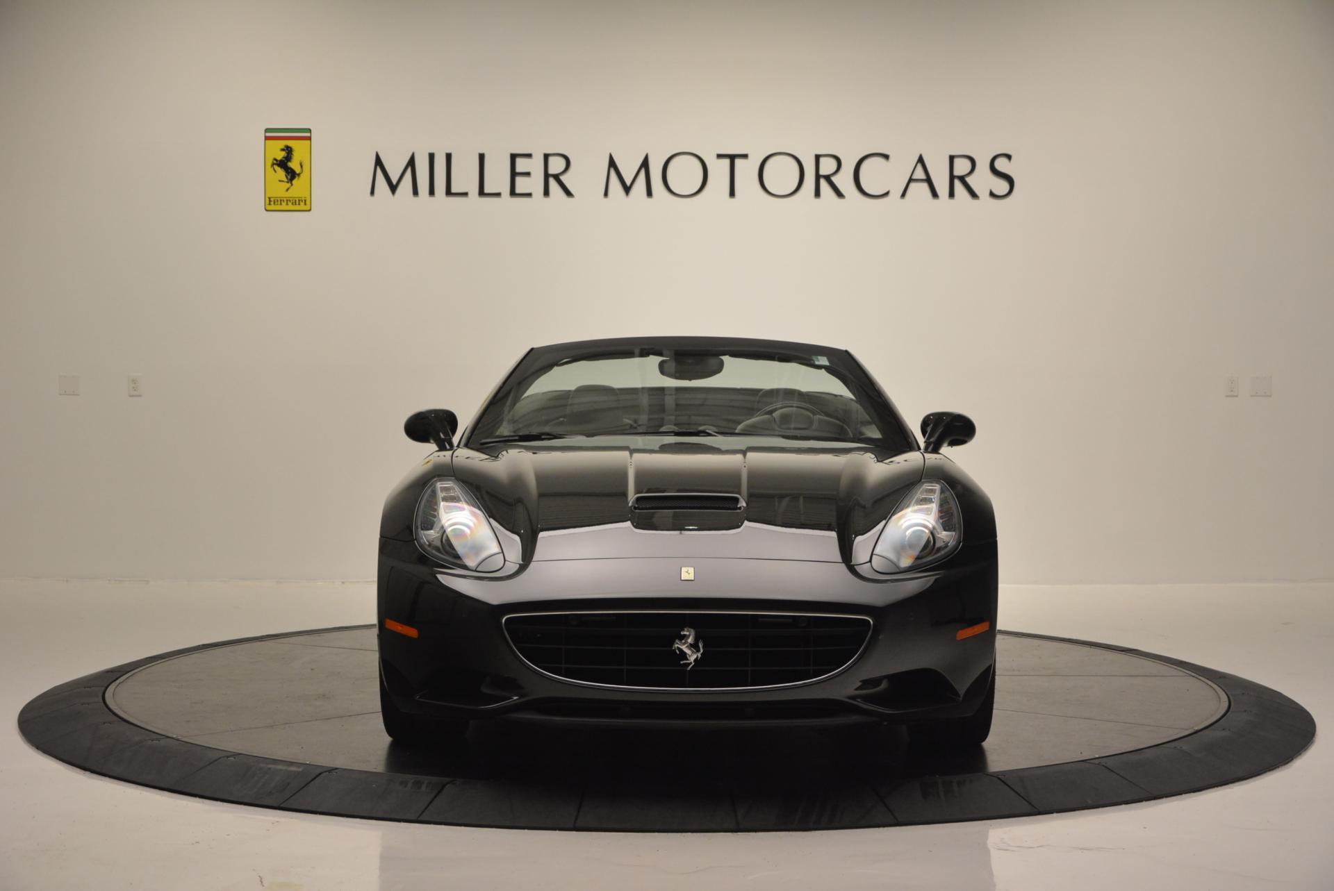 Used 2012 Ferrari California  For Sale In Greenwich, CT. Alfa Romeo of Greenwich, 4516 540_p12