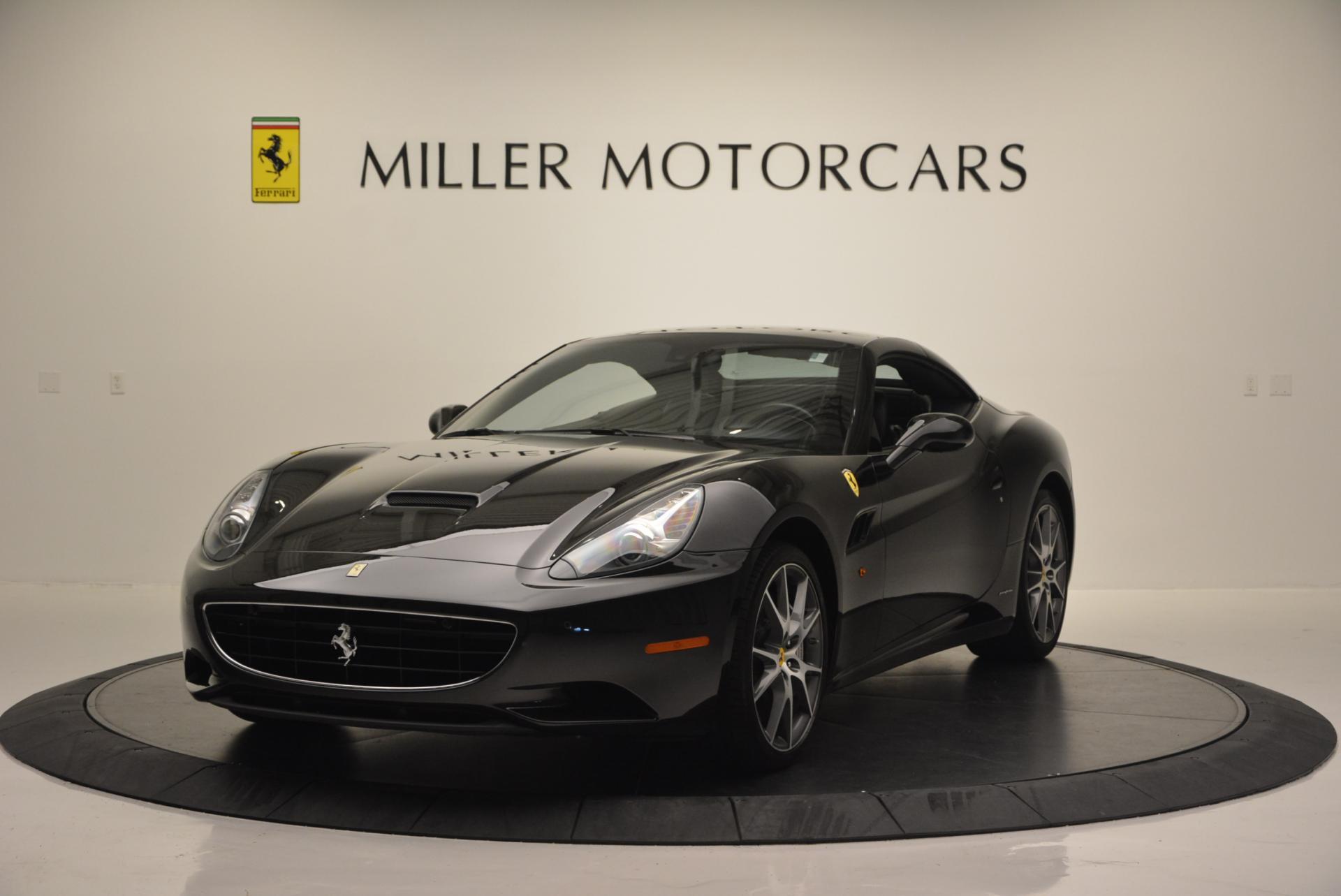 Used 2012 Ferrari California  For Sale In Greenwich, CT. Alfa Romeo of Greenwich, 4516 540_p13
