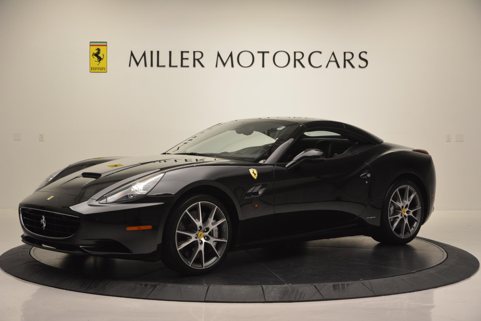 Used 2012 Ferrari California  For Sale In Greenwich, CT. Alfa Romeo of Greenwich, 4516 540_p14