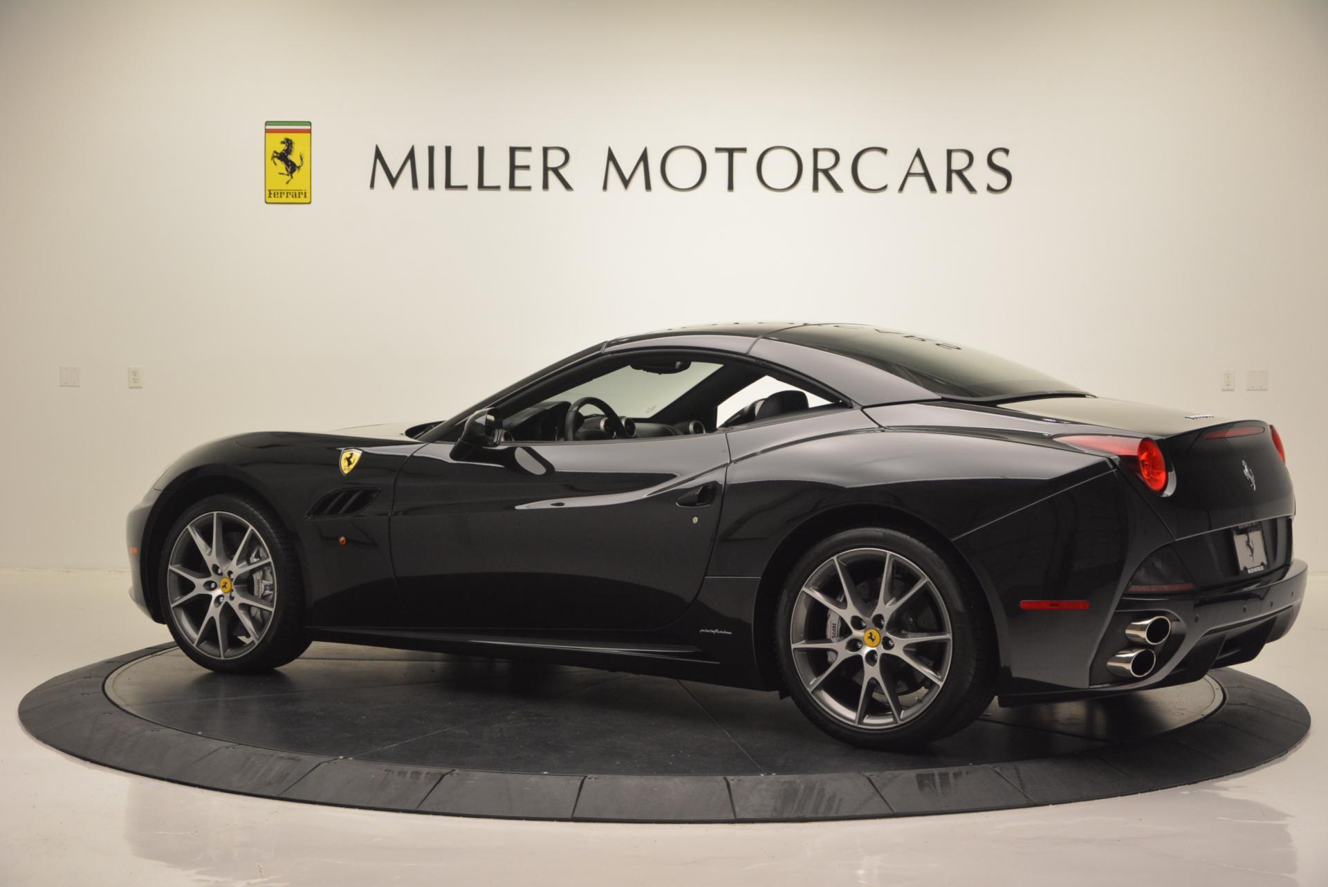 Used 2012 Ferrari California  For Sale In Greenwich, CT. Alfa Romeo of Greenwich, 4516 540_p16