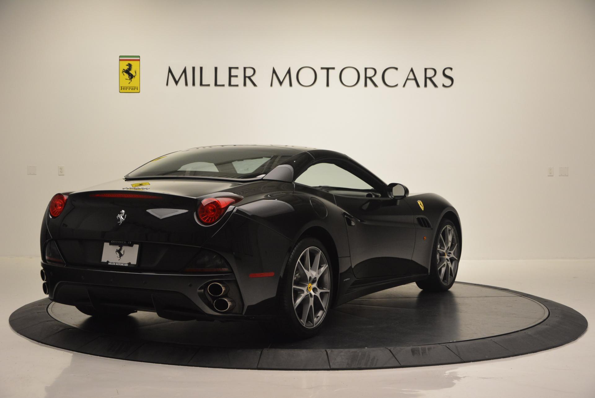 Used 2012 Ferrari California  For Sale In Greenwich, CT. Alfa Romeo of Greenwich, 4516 540_p19