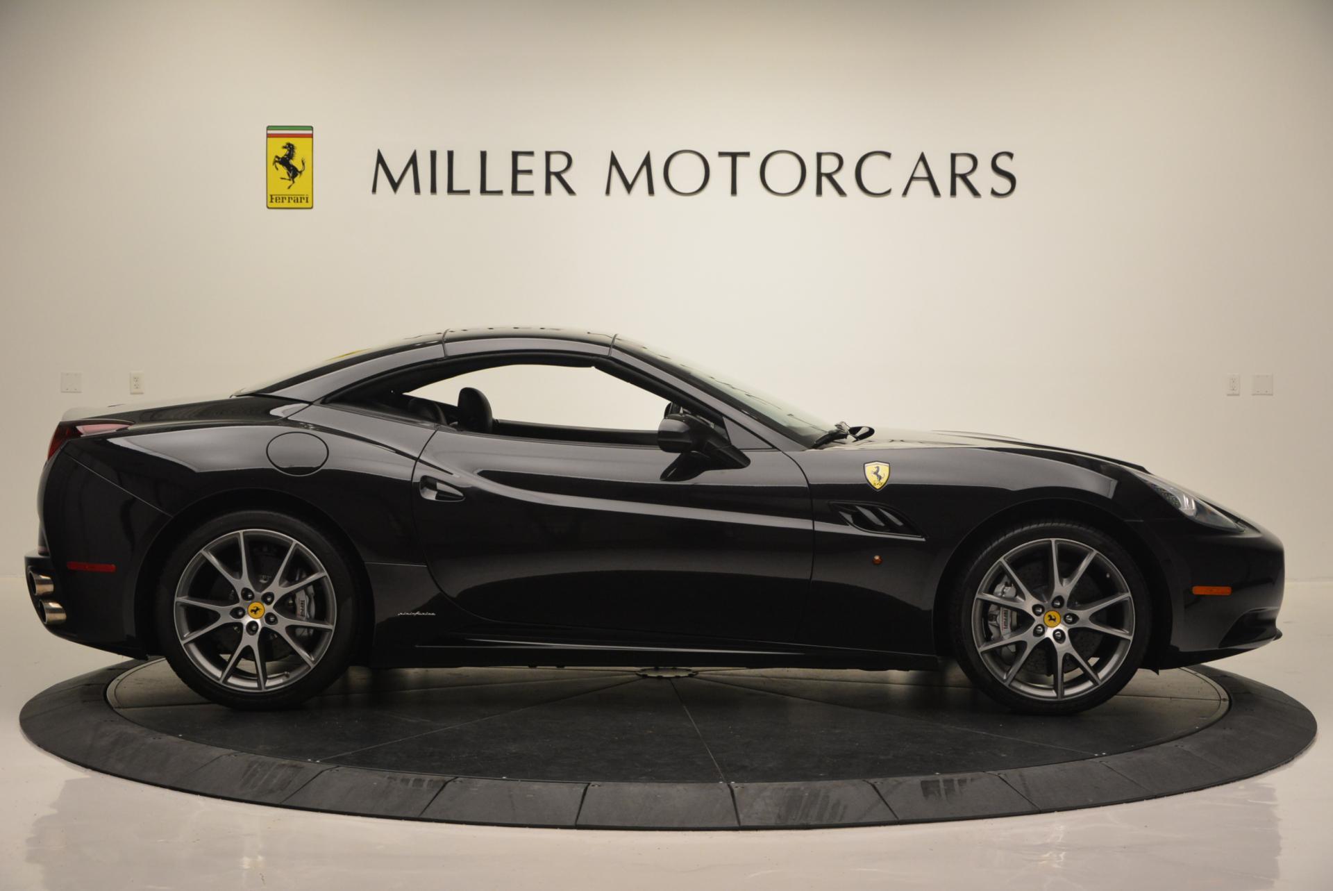 Used 2012 Ferrari California  For Sale In Greenwich, CT. Alfa Romeo of Greenwich, 4516 540_p21