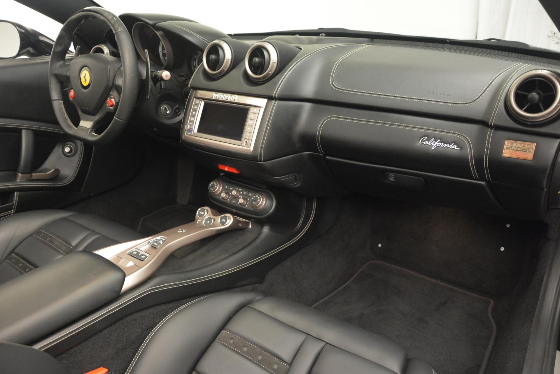 Used 2012 Ferrari California  For Sale In Greenwich, CT. Alfa Romeo of Greenwich, 4516 540_p30