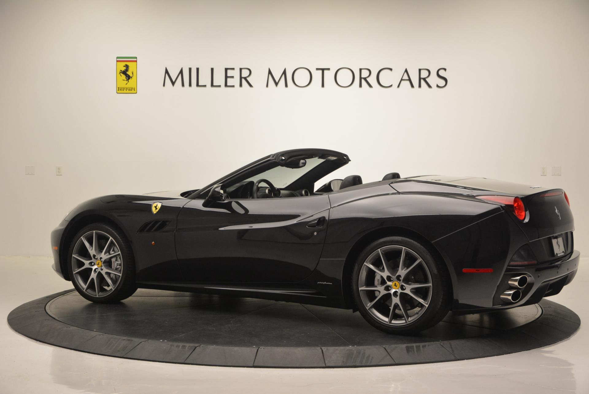 Used 2012 Ferrari California  For Sale In Greenwich, CT. Alfa Romeo of Greenwich, 4516 540_p4
