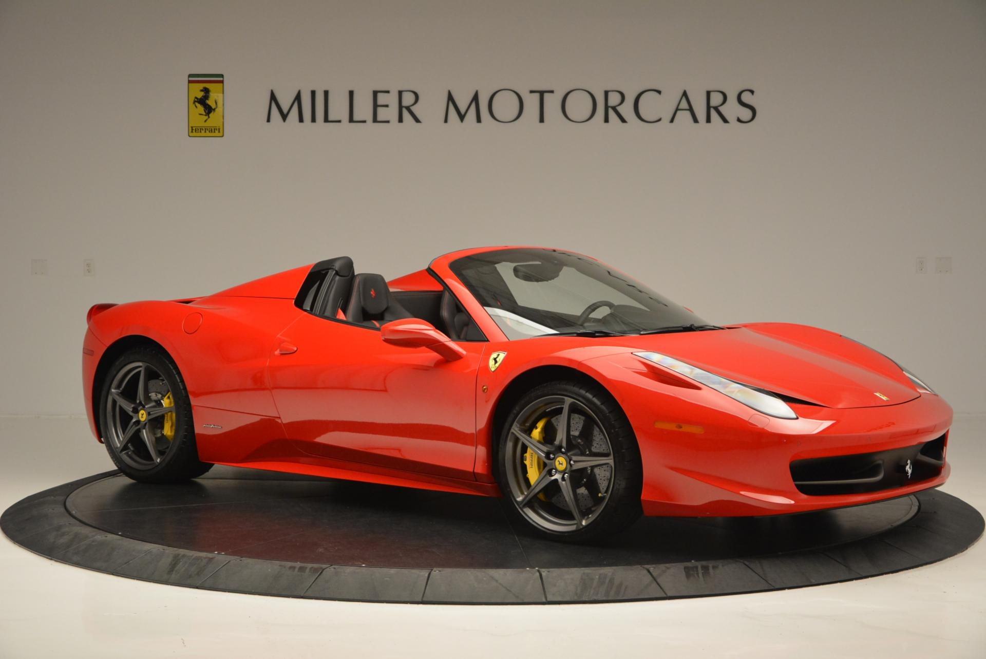 Used 2015 Ferrari 458 Spider  For Sale In Greenwich, CT. Alfa Romeo of Greenwich, 4335 542_p10