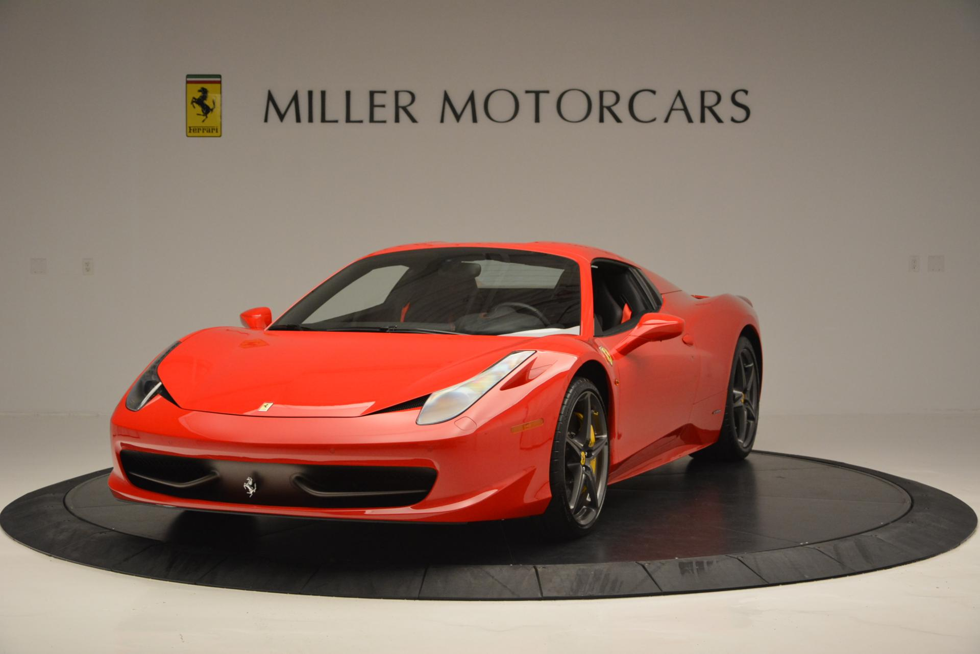Used 2015 Ferrari 458 Spider  For Sale In Greenwich, CT. Alfa Romeo of Greenwich, 4335 542_p13