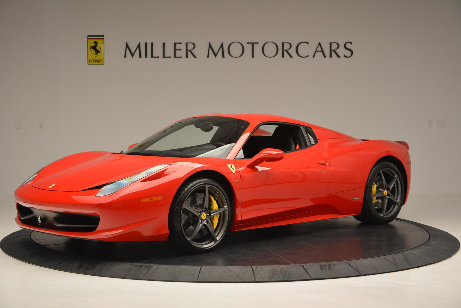 Used 2015 Ferrari 458 Spider  For Sale In Greenwich, CT. Alfa Romeo of Greenwich, 4335 542_p14