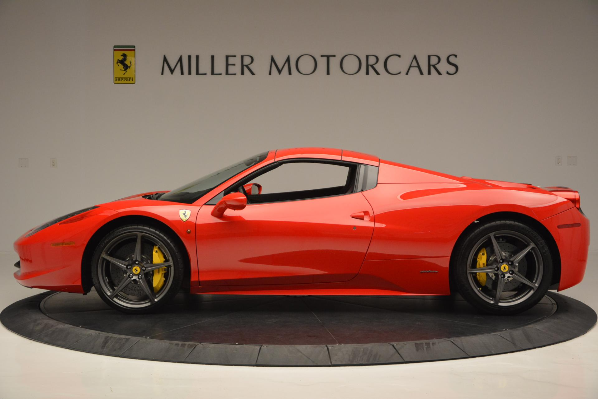 Used 2015 Ferrari 458 Spider  For Sale In Greenwich, CT. Alfa Romeo of Greenwich, 4335 542_p15