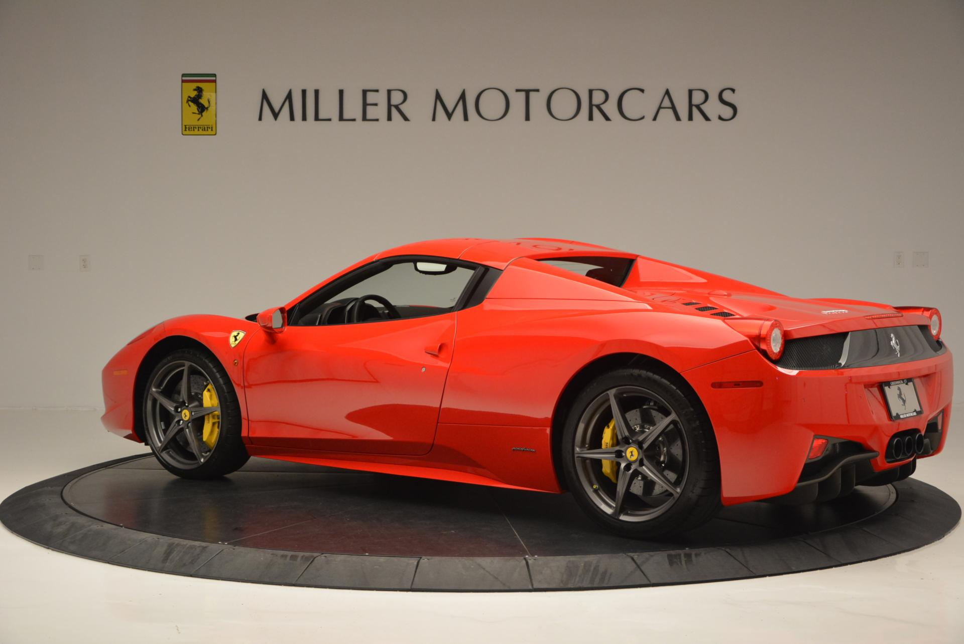 Used 2015 Ferrari 458 Spider  For Sale In Greenwich, CT. Alfa Romeo of Greenwich, 4335 542_p16