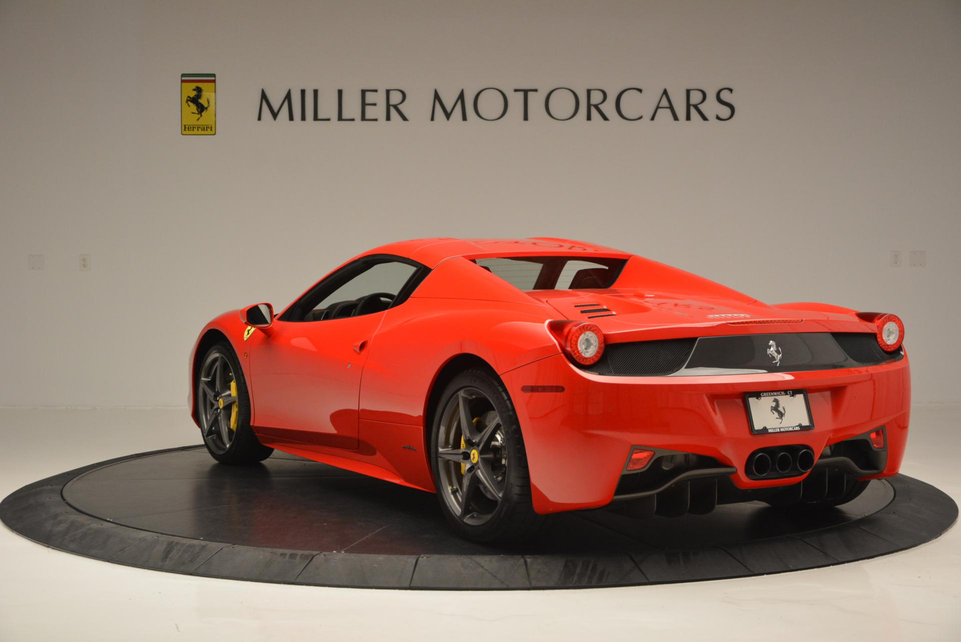 Used 2015 Ferrari 458 Spider  For Sale In Greenwich, CT. Alfa Romeo of Greenwich, 4335 542_p17