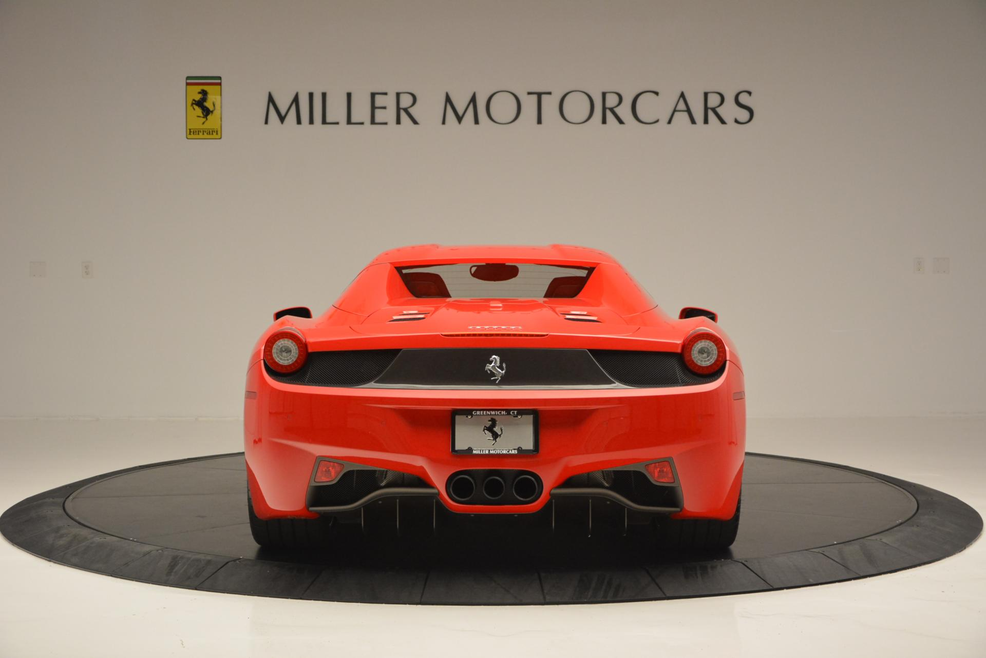 Used 2015 Ferrari 458 Spider  For Sale In Greenwich, CT. Alfa Romeo of Greenwich, 4335 542_p18