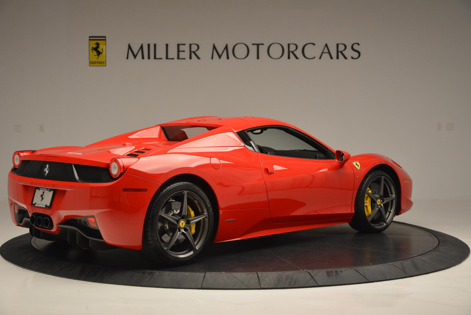 Used 2015 Ferrari 458 Spider  For Sale In Greenwich, CT. Alfa Romeo of Greenwich, 4335 542_p20