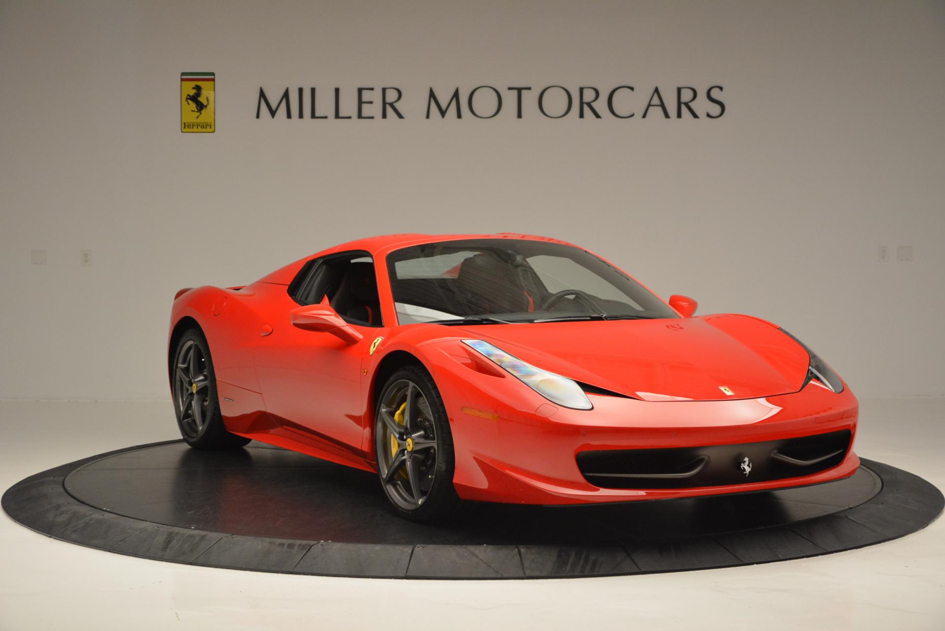 Used 2015 Ferrari 458 Spider  For Sale In Greenwich, CT. Alfa Romeo of Greenwich, 4335 542_p23