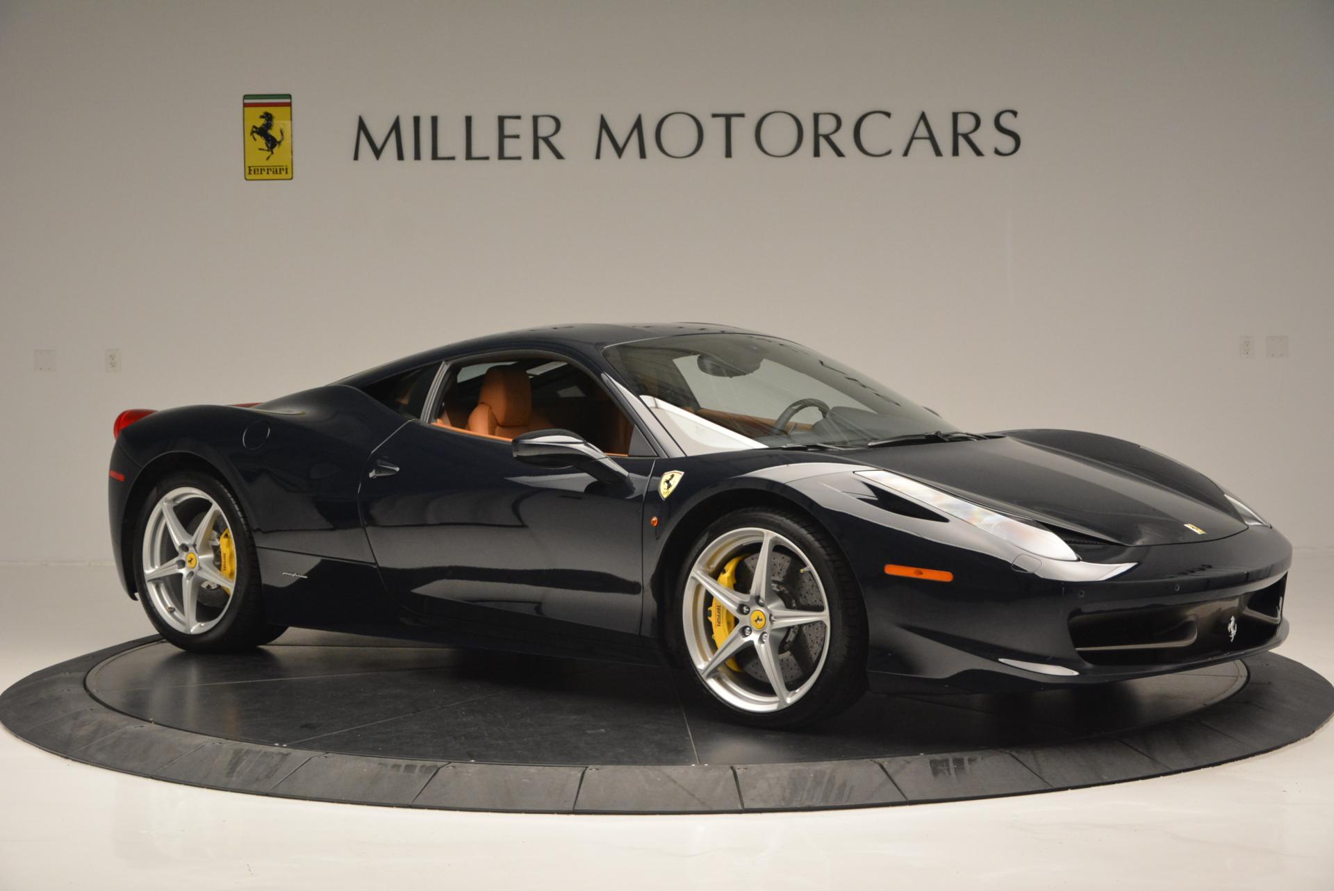 Used 2010 Ferrari 458 Italia  For Sale In Greenwich, CT. Alfa Romeo of Greenwich, 4332 543_p10
