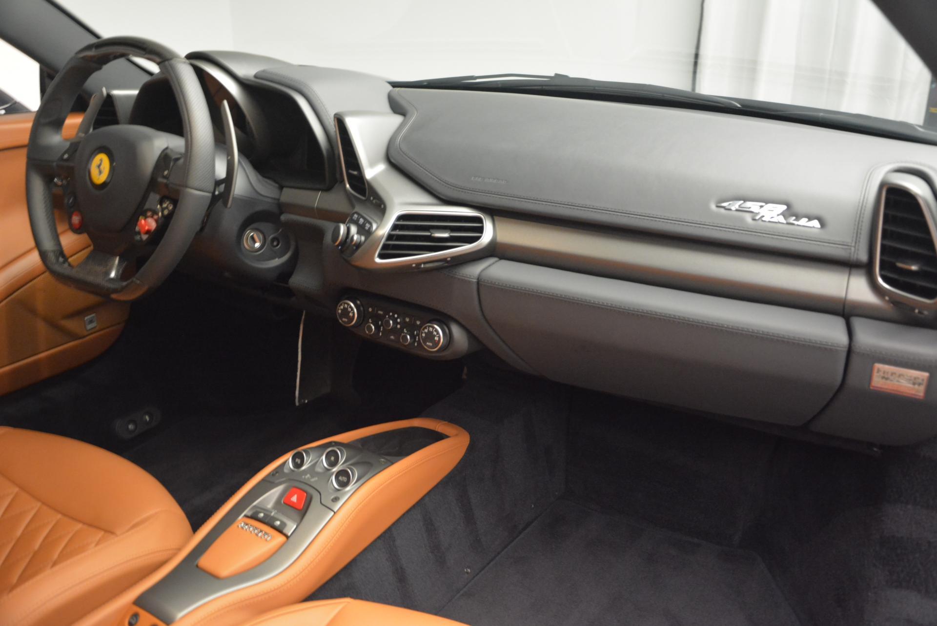 Used 2010 Ferrari 458 Italia  For Sale In Greenwich, CT. Alfa Romeo of Greenwich, 4332 543_p17