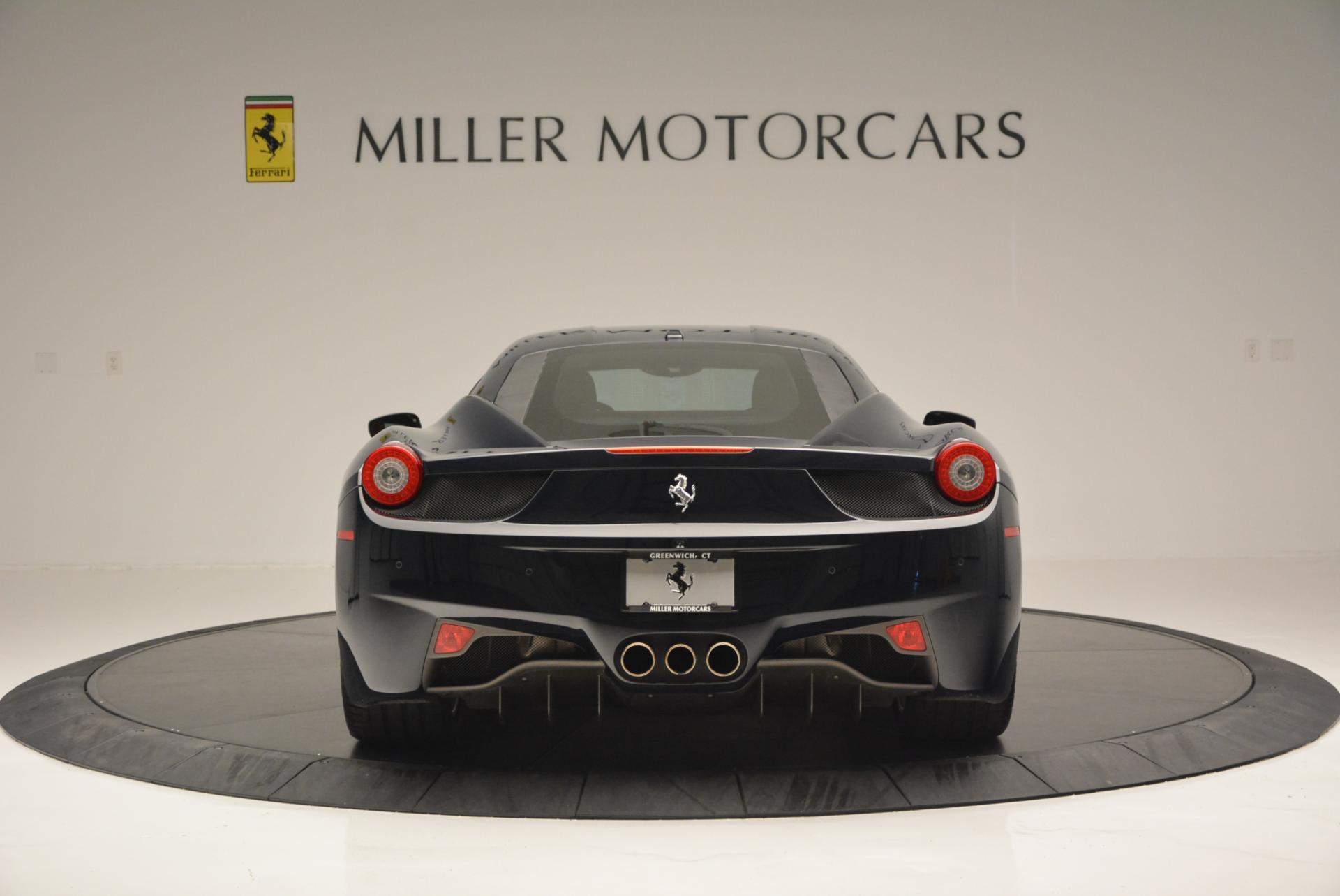 Used 2010 Ferrari 458 Italia  For Sale In Greenwich, CT. Alfa Romeo of Greenwich, 4332 543_p6
