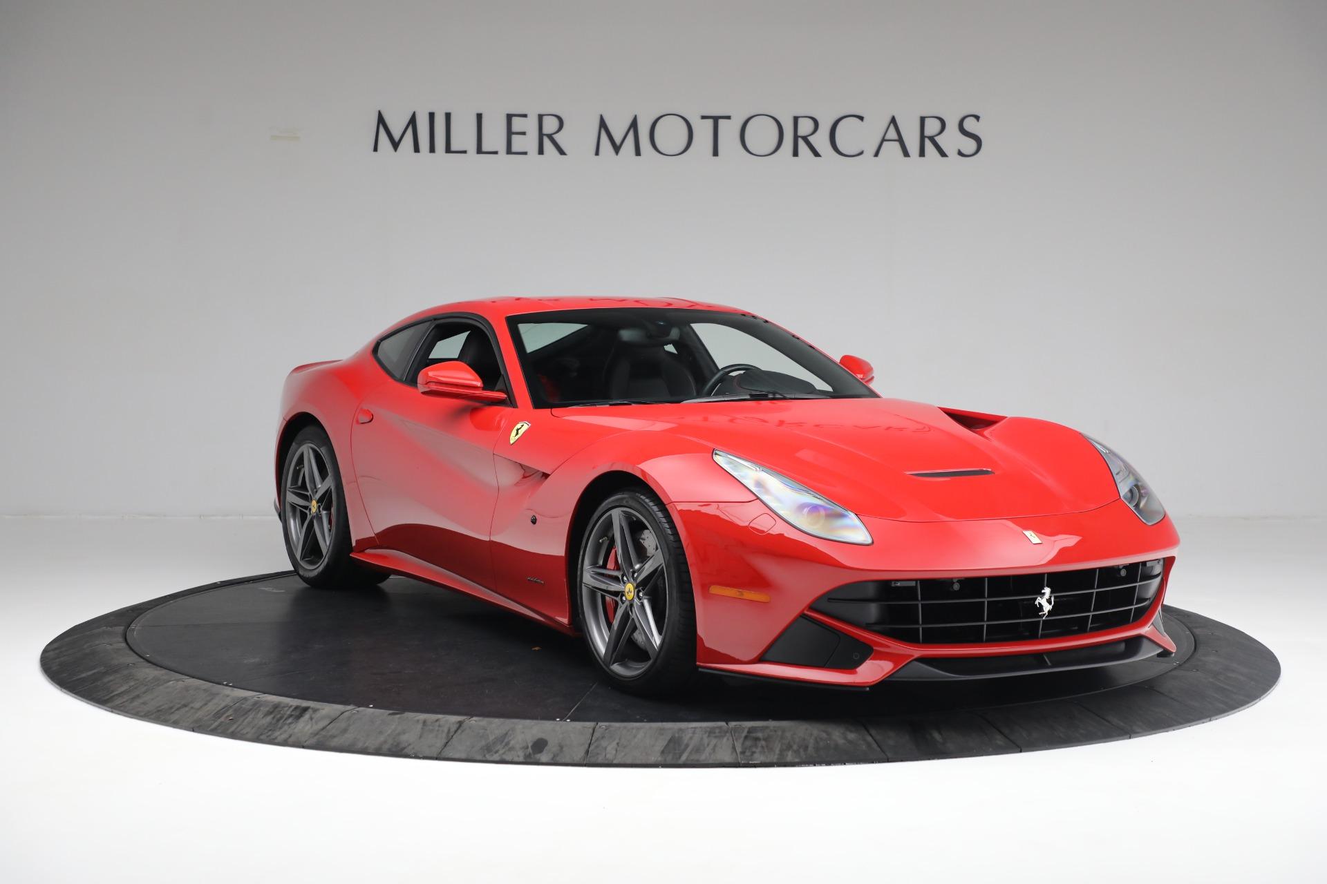 Used 2015 Ferrari F12 Berlinetta  For Sale In Greenwich, CT. Alfa Romeo of Greenwich, 4337 545_p10