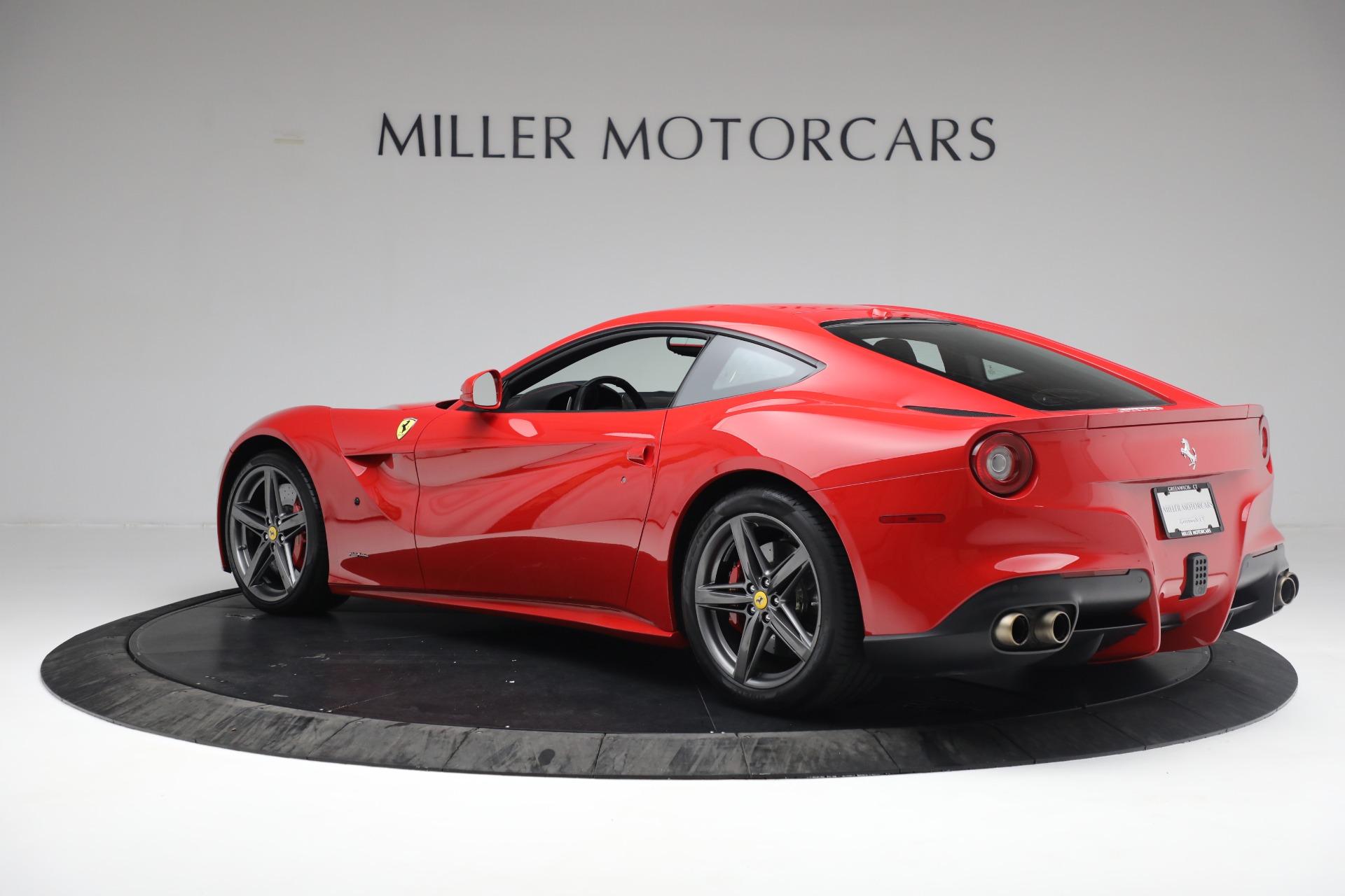 Used 2015 Ferrari F12 Berlinetta  For Sale In Greenwich, CT. Alfa Romeo of Greenwich, 4337 545_p3