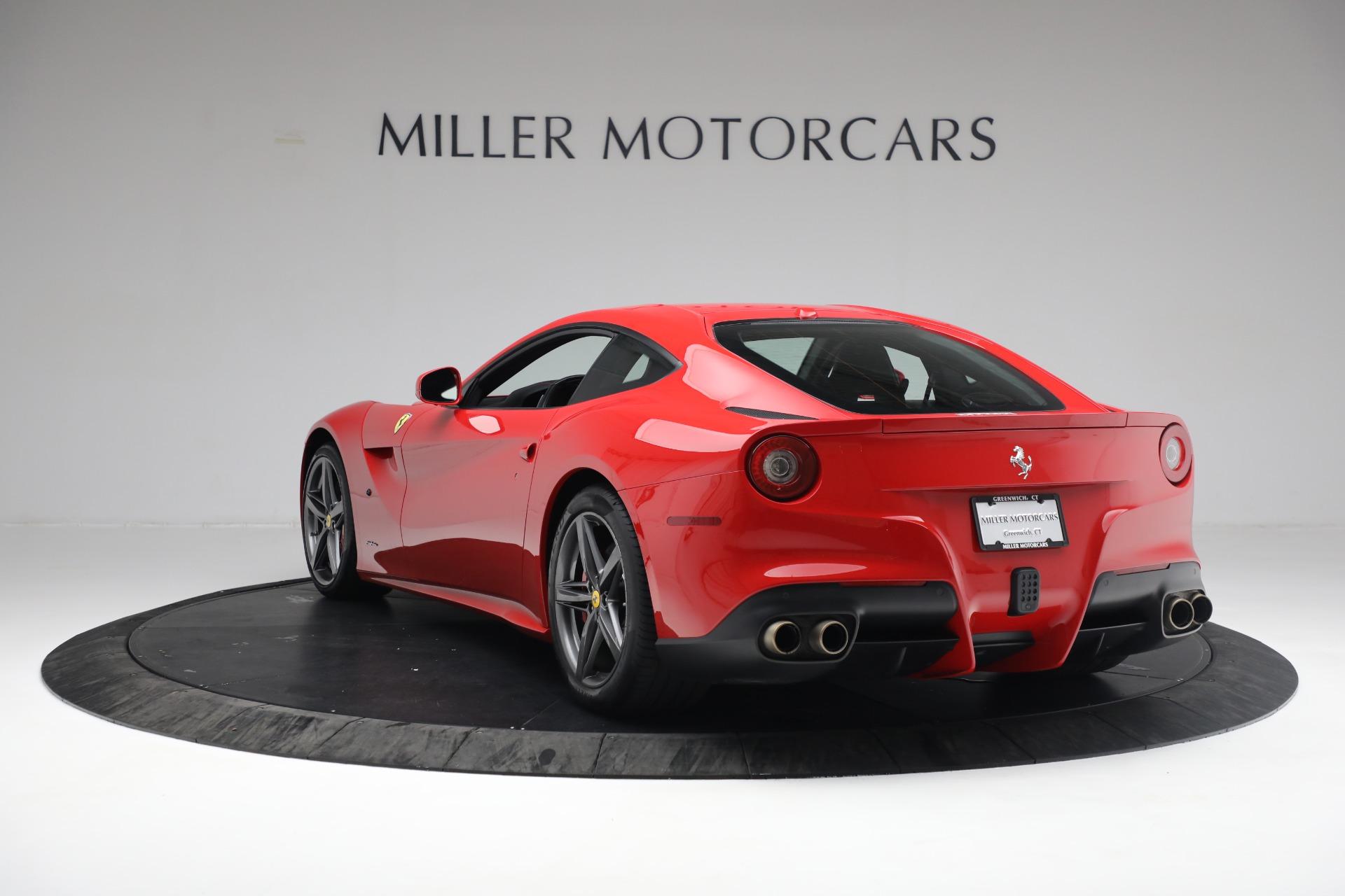 Used 2015 Ferrari F12 Berlinetta  For Sale In Greenwich, CT. Alfa Romeo of Greenwich, 4337 545_p4