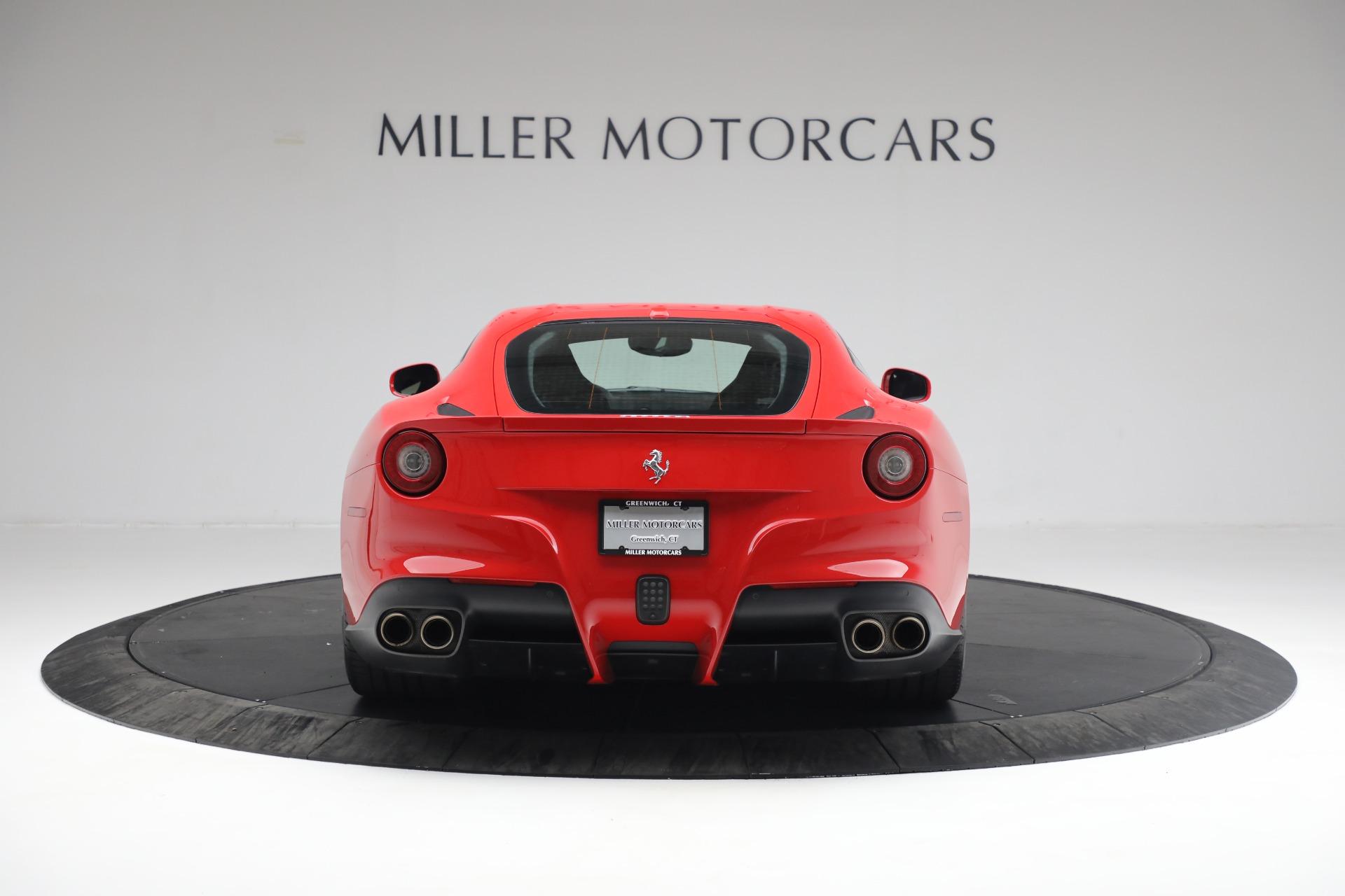 Used 2015 Ferrari F12 Berlinetta  For Sale In Greenwich, CT. Alfa Romeo of Greenwich, 4337 545_p5