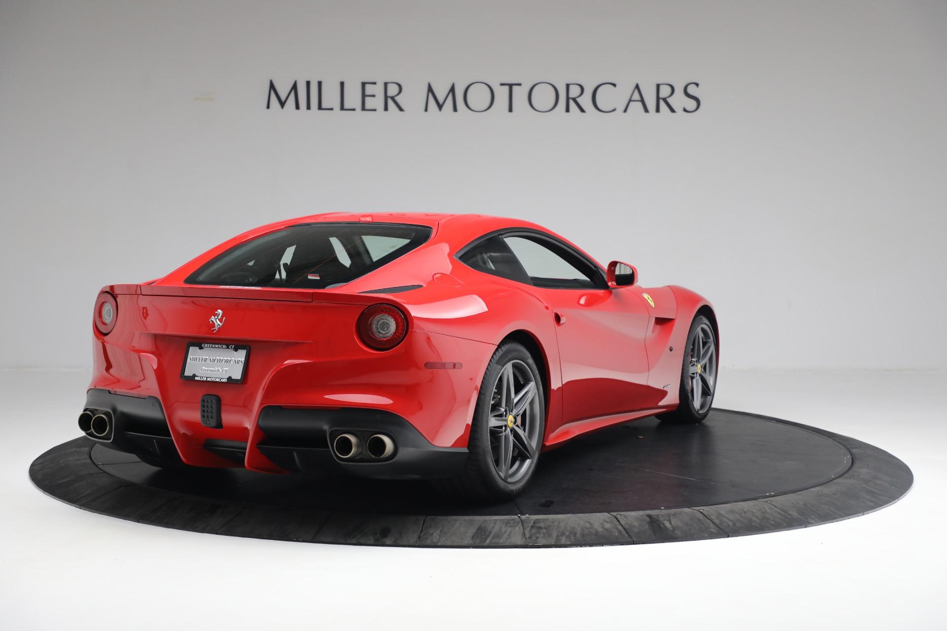 Used 2015 Ferrari F12 Berlinetta  For Sale In Greenwich, CT. Alfa Romeo of Greenwich, 4337 545_p6