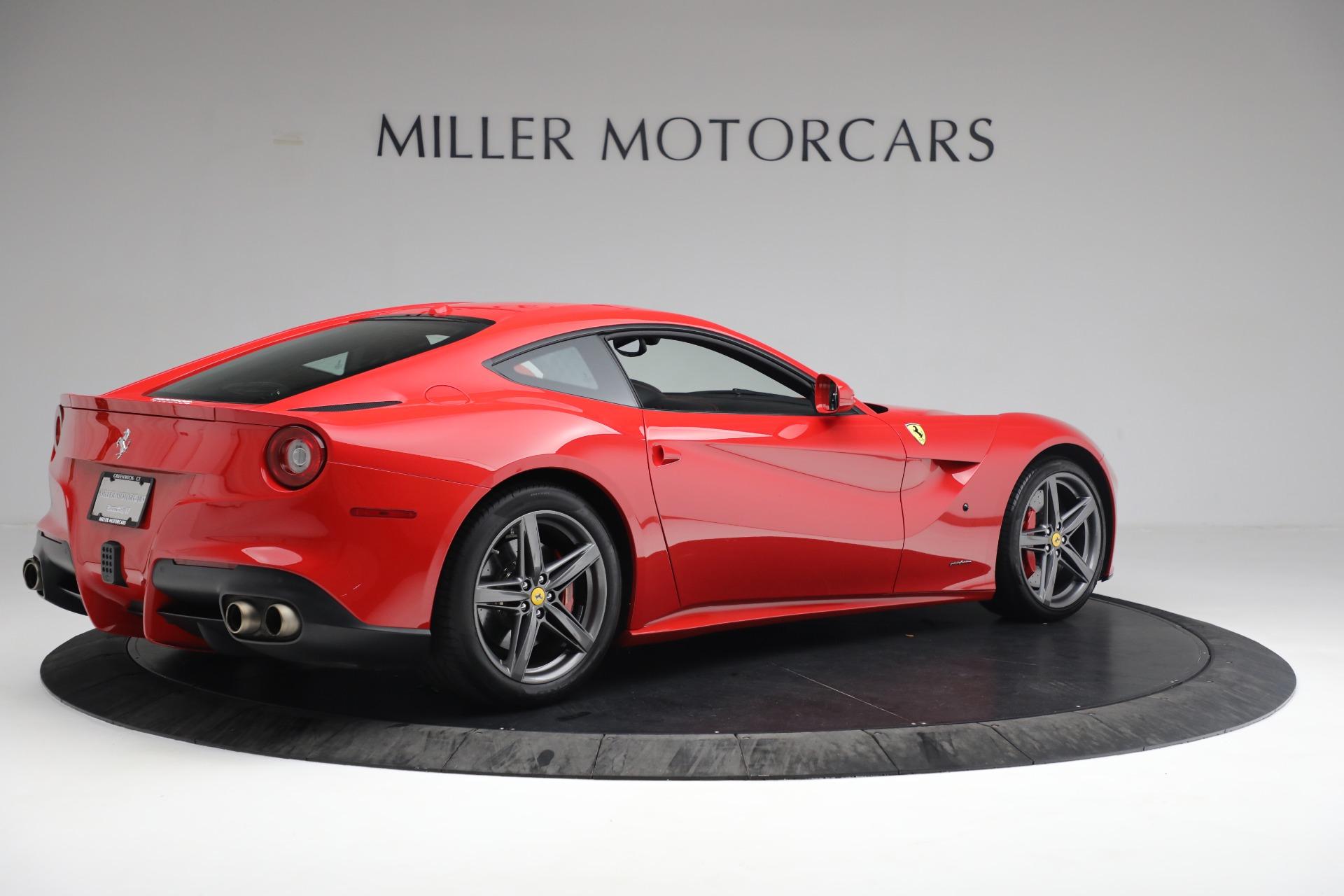 Used 2015 Ferrari F12 Berlinetta  For Sale In Greenwich, CT. Alfa Romeo of Greenwich, 4337 545_p7