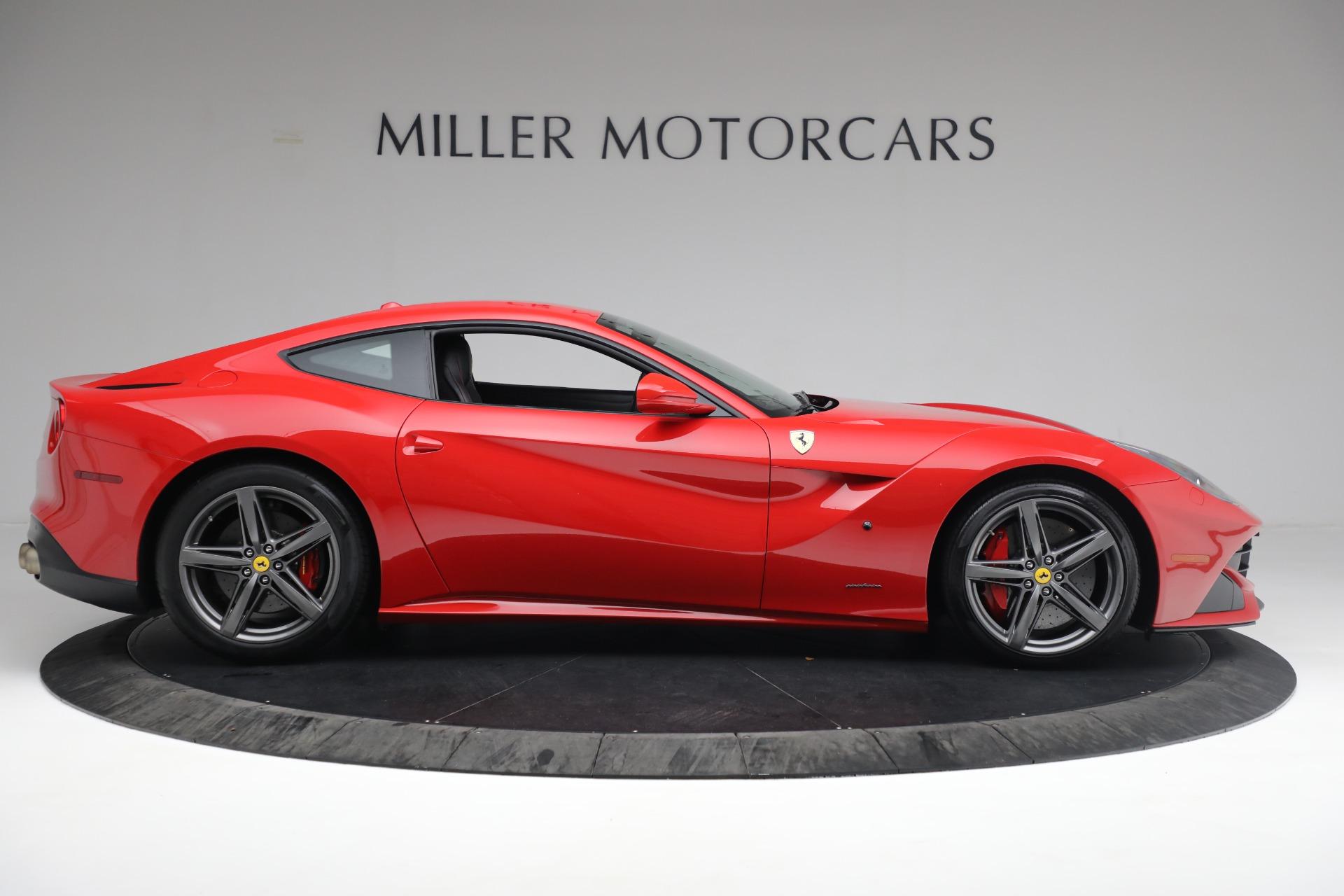 Used 2015 Ferrari F12 Berlinetta  For Sale In Greenwich, CT. Alfa Romeo of Greenwich, 4337 545_p8