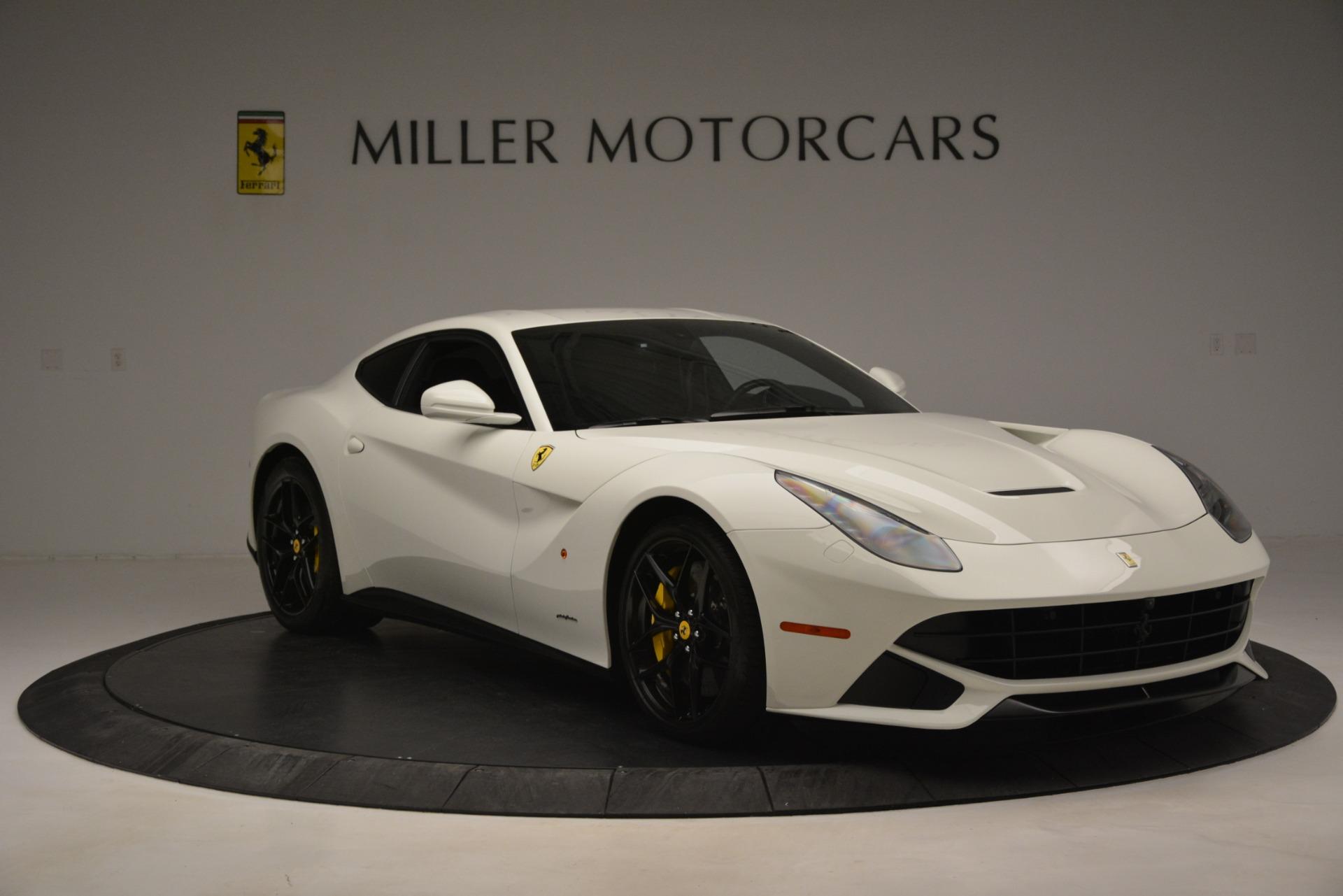 Used 2015 Ferrari F12 Berlinetta  For Sale $265900 In Greenwich, CT 546_p11