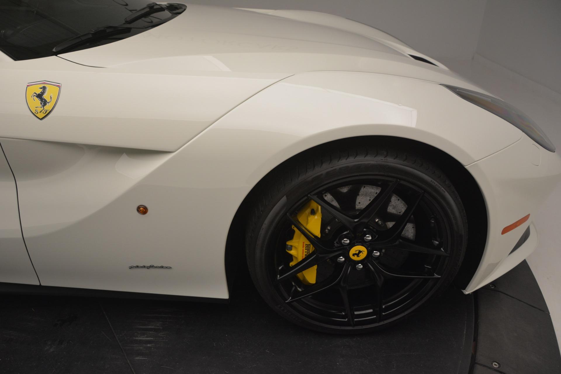 Used 2015 Ferrari F12 Berlinetta  For Sale $265900 In Greenwich, CT 546_p13