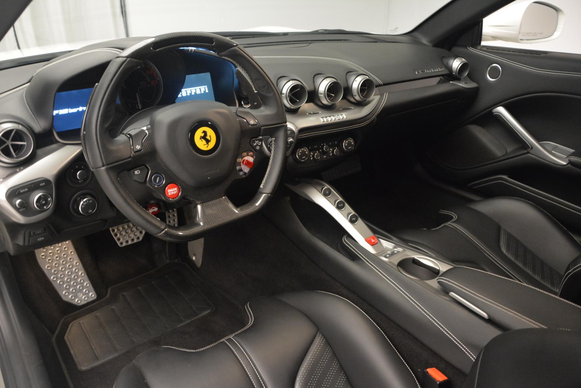 Used 2015 Ferrari F12 Berlinetta  For Sale $265900 In Greenwich, CT 546_p14